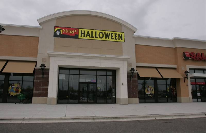 Halloween pop-up stores offer costume choices