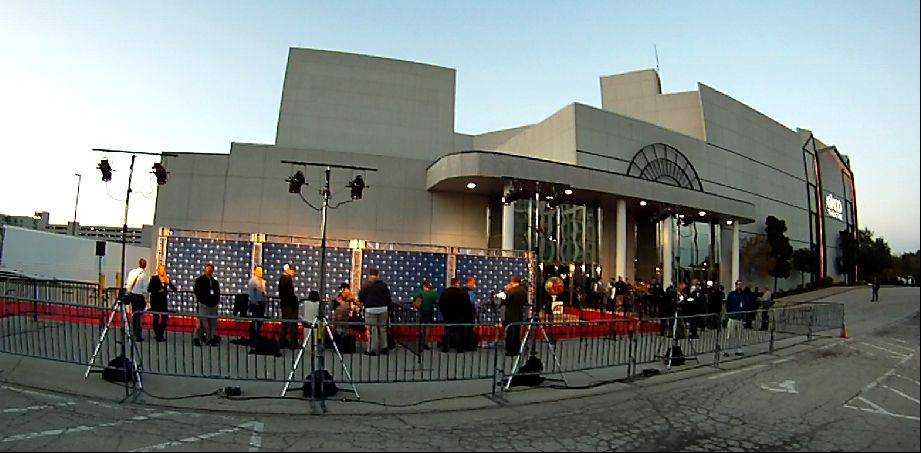 The Akoo Theatre in Rosemont hosted the 39th Ryder Cup Gala.