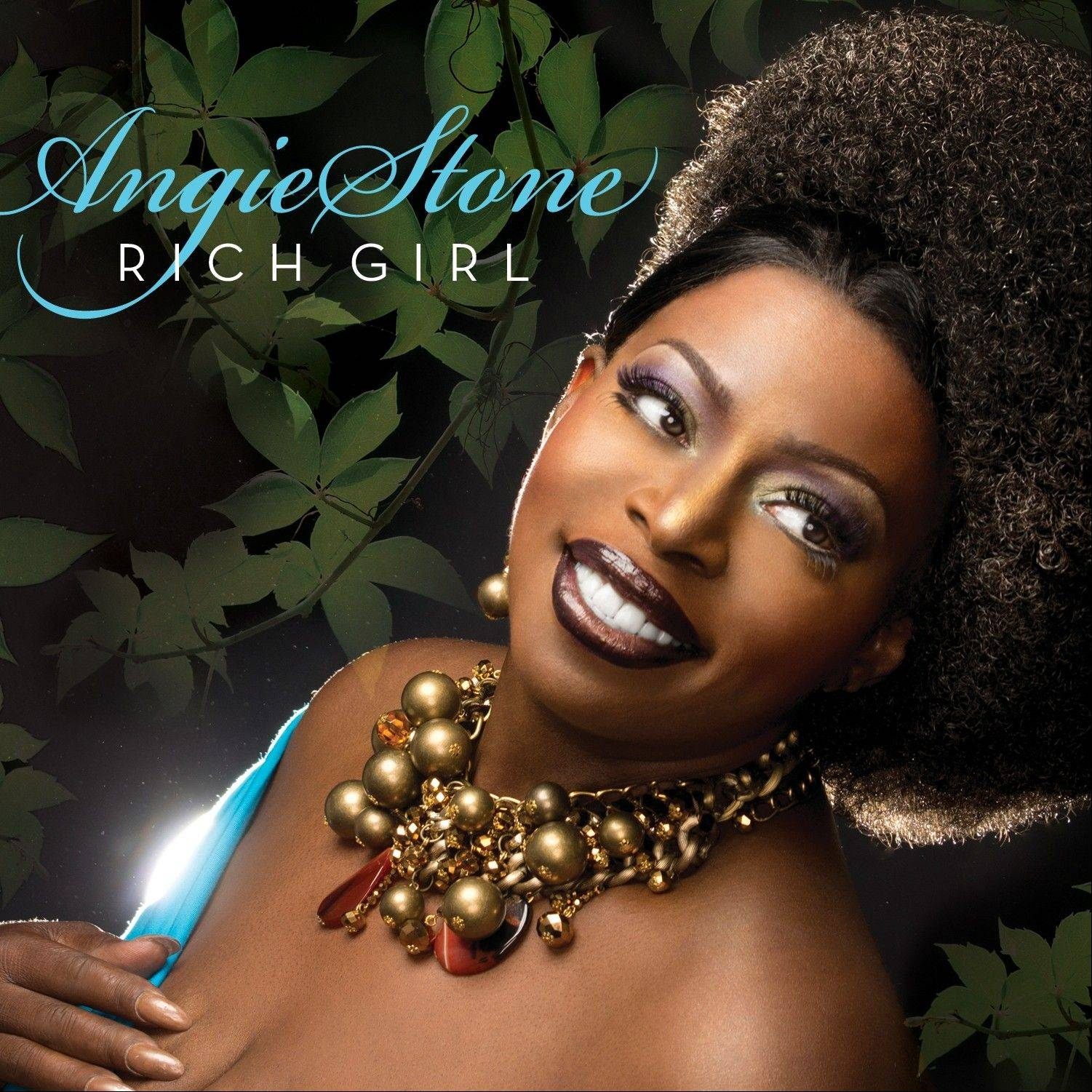 "Angie Stone's ""Rich Girl"""