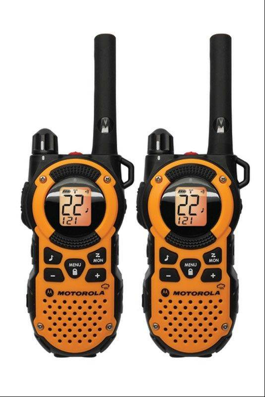 Motorola Solutions added features to its newest Talkabout two-way radios for consumers. It now includes a flashlight, weatherproof case and audio clarity that eliminates distortion when the volume is raised.