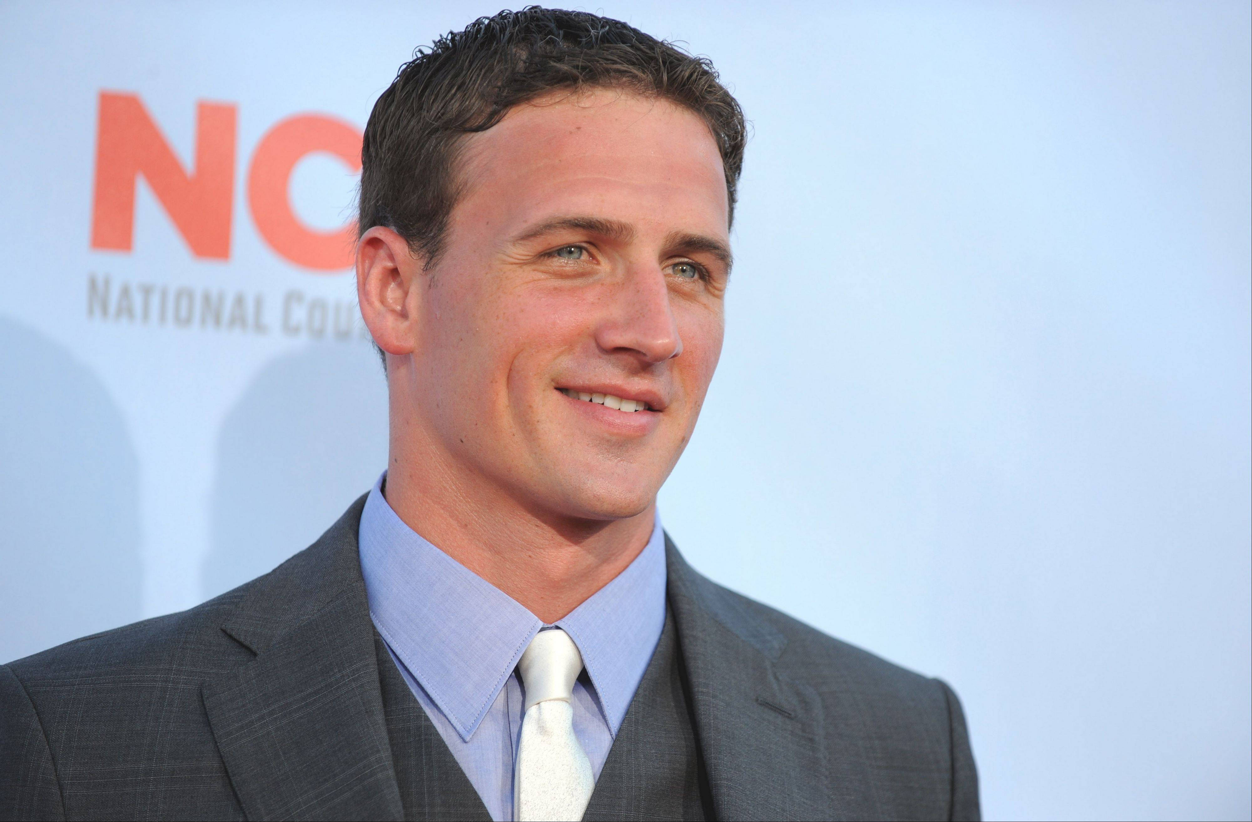 Ryan Lochte has parlayed the five medals he won at the 2012 Olympic Games into a burgeoning media career.