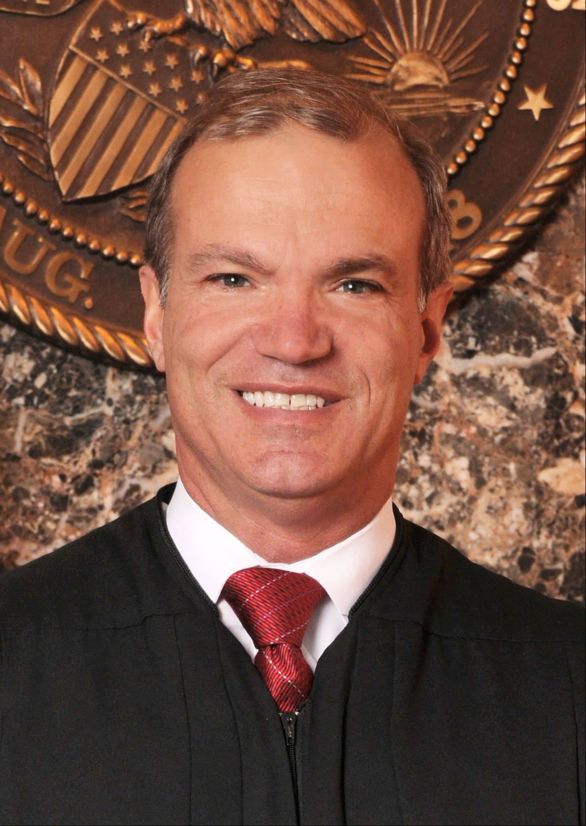 Judge Robert Gibson