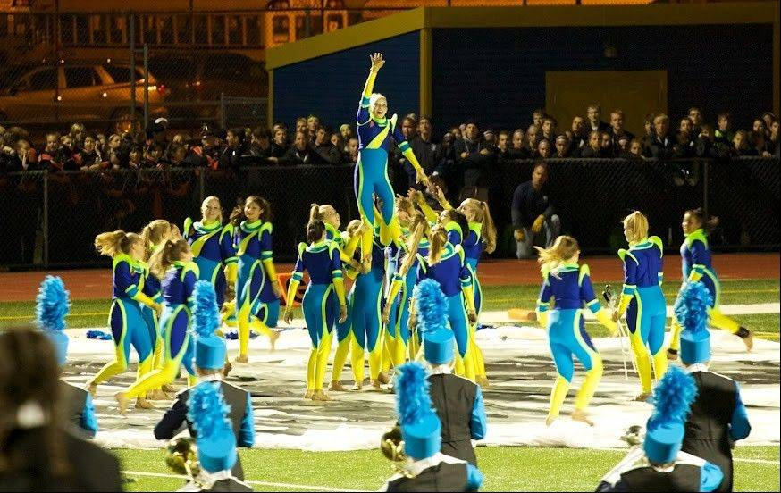 Prospect Wins Chicagoland Marching Band Fest