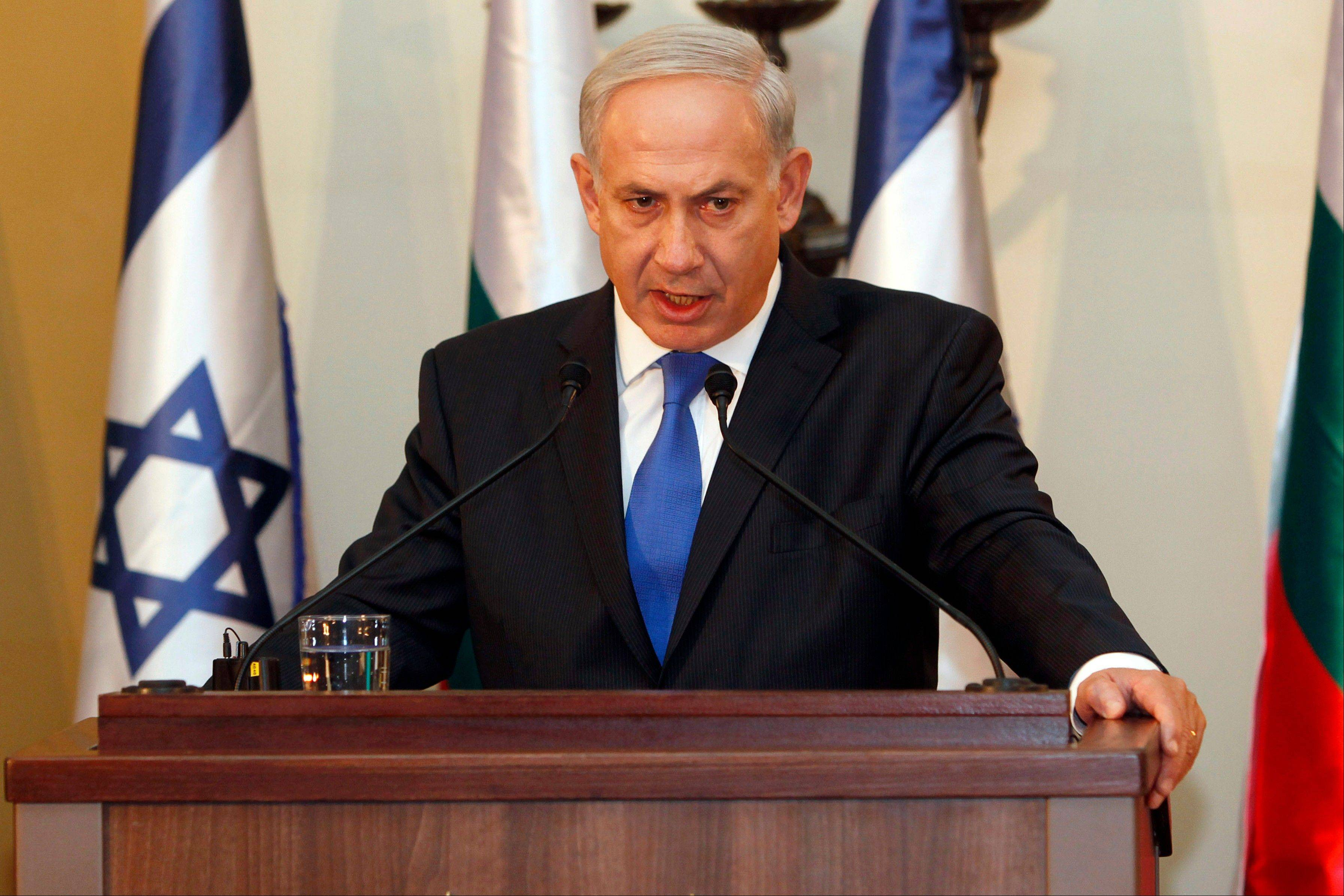 Israeli Prime Minister Benjamin Netanyahu heads to the United Nations this week with a single item on his agenda: Iran. Netanyahu is convinced the Islamic Republic isn't taking American vows to block it from acquiring nuclear weapons seriously and that time is quickly running out to stop them.