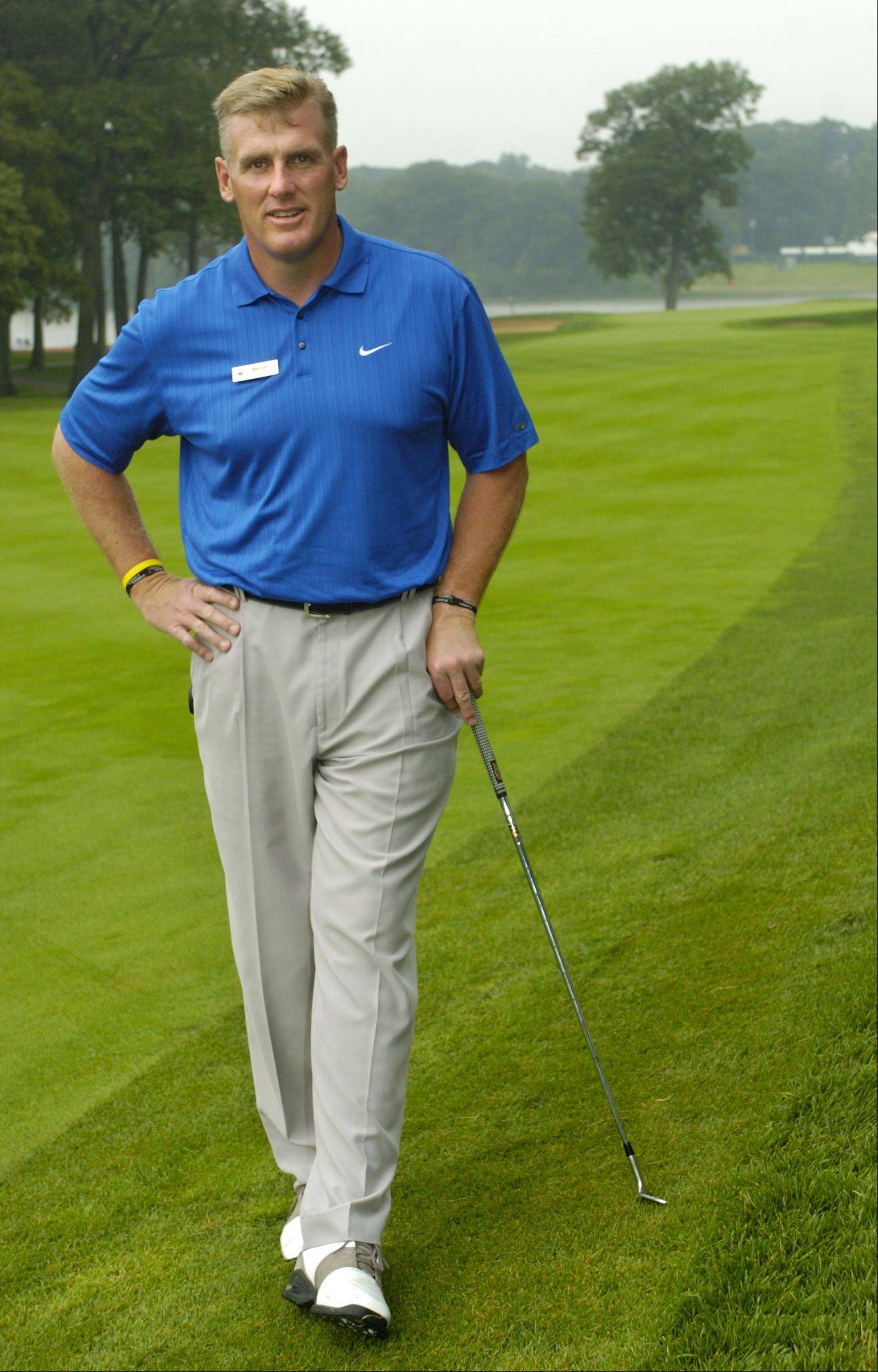 A longtime head pro, Michael Scully, a native of Mount Prospect, has been the Director of Golf at Medinah Country Club since 2010.