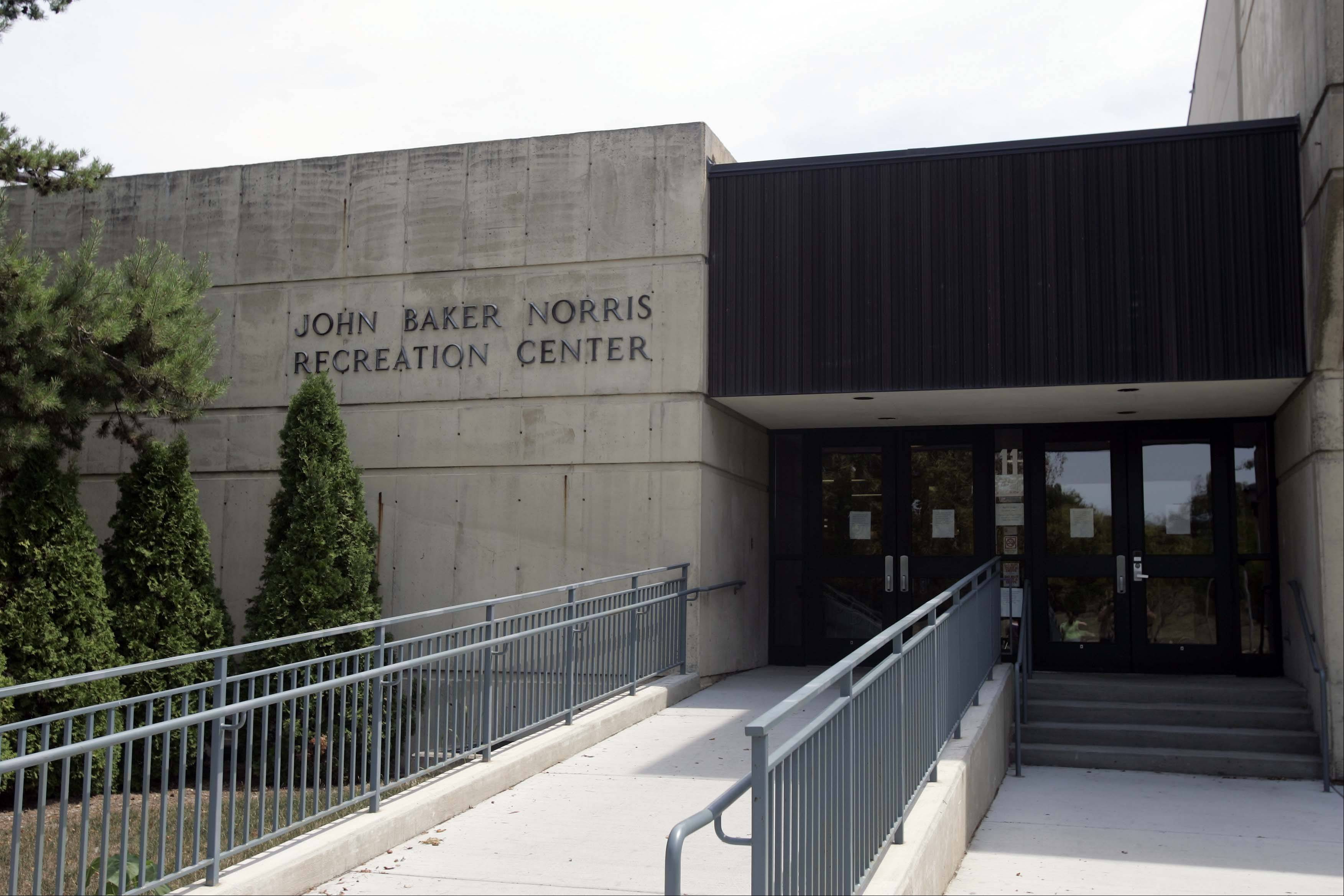 Mold was found in the north wall of racquetball court #3, which was part of an addition in 1981 to the original 1974 building. The rec center is connected to St. Charles East High School, which was the site of a major mold problem in 2001.