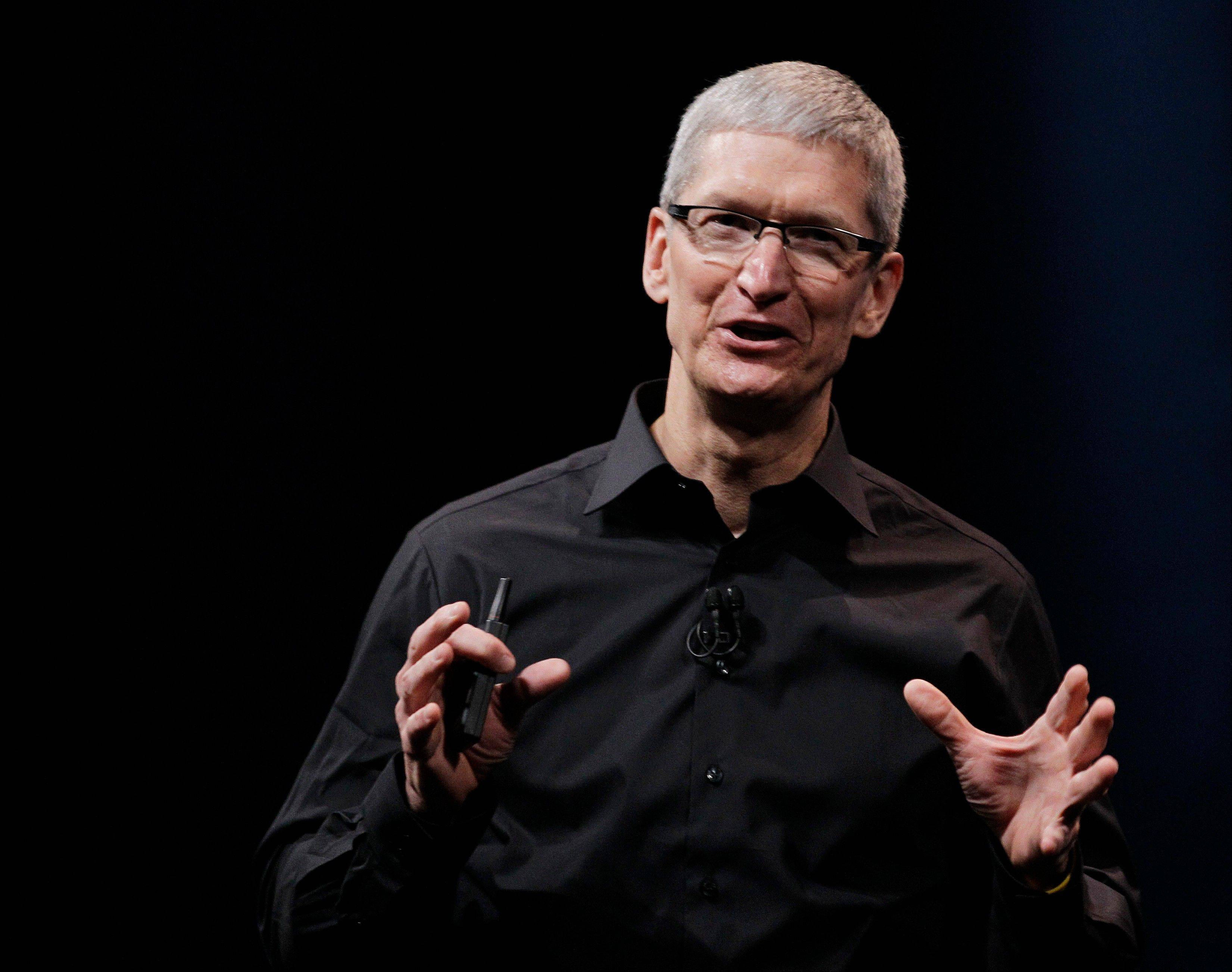 "Apple CEO Tim Cook says the company is ""extremely sorry"" for the frustration that its maps application has caused and it's doing everything it can to make it better. Cook said in a letter posted online Friday Sept. 28, 2012 that Apple ""fell short"" in its commitment to make the best possible products for its customers."