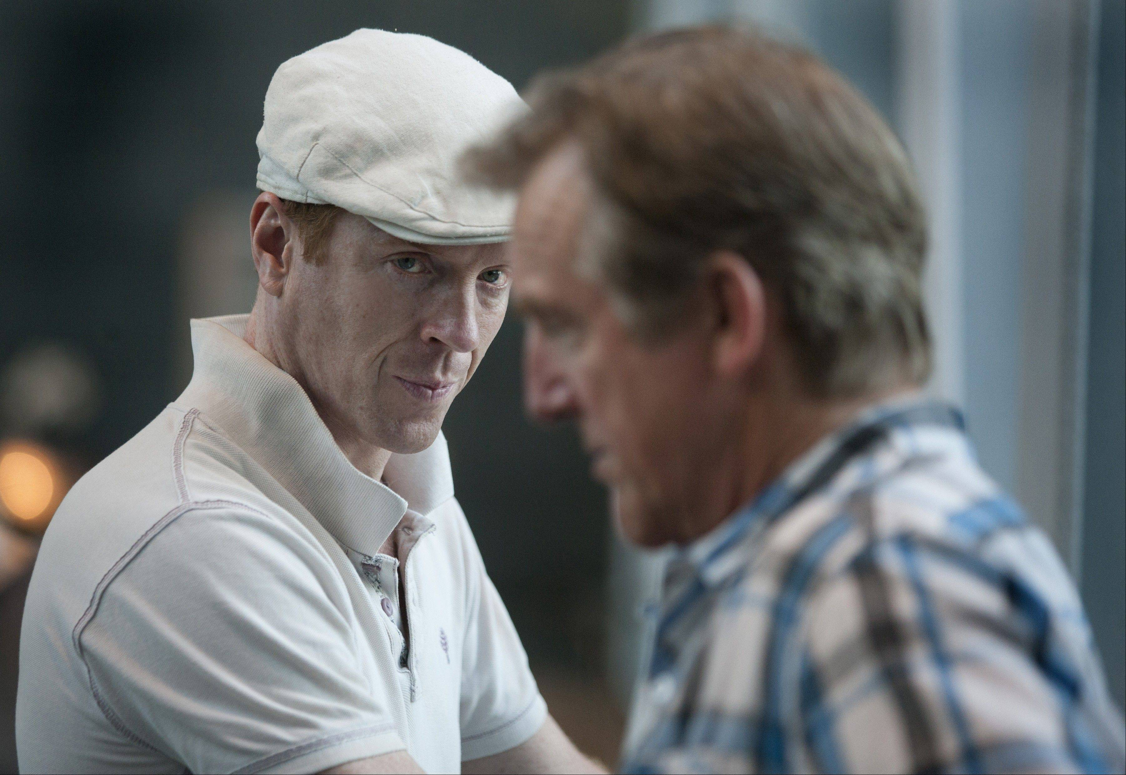 "Damian Lewis, with Jamey Sheridan playing the Vice President of the United States, recently won an Emmy for his portrayal as Nicholas ""Nick"" Brody on Showtime's ""Homeland."""