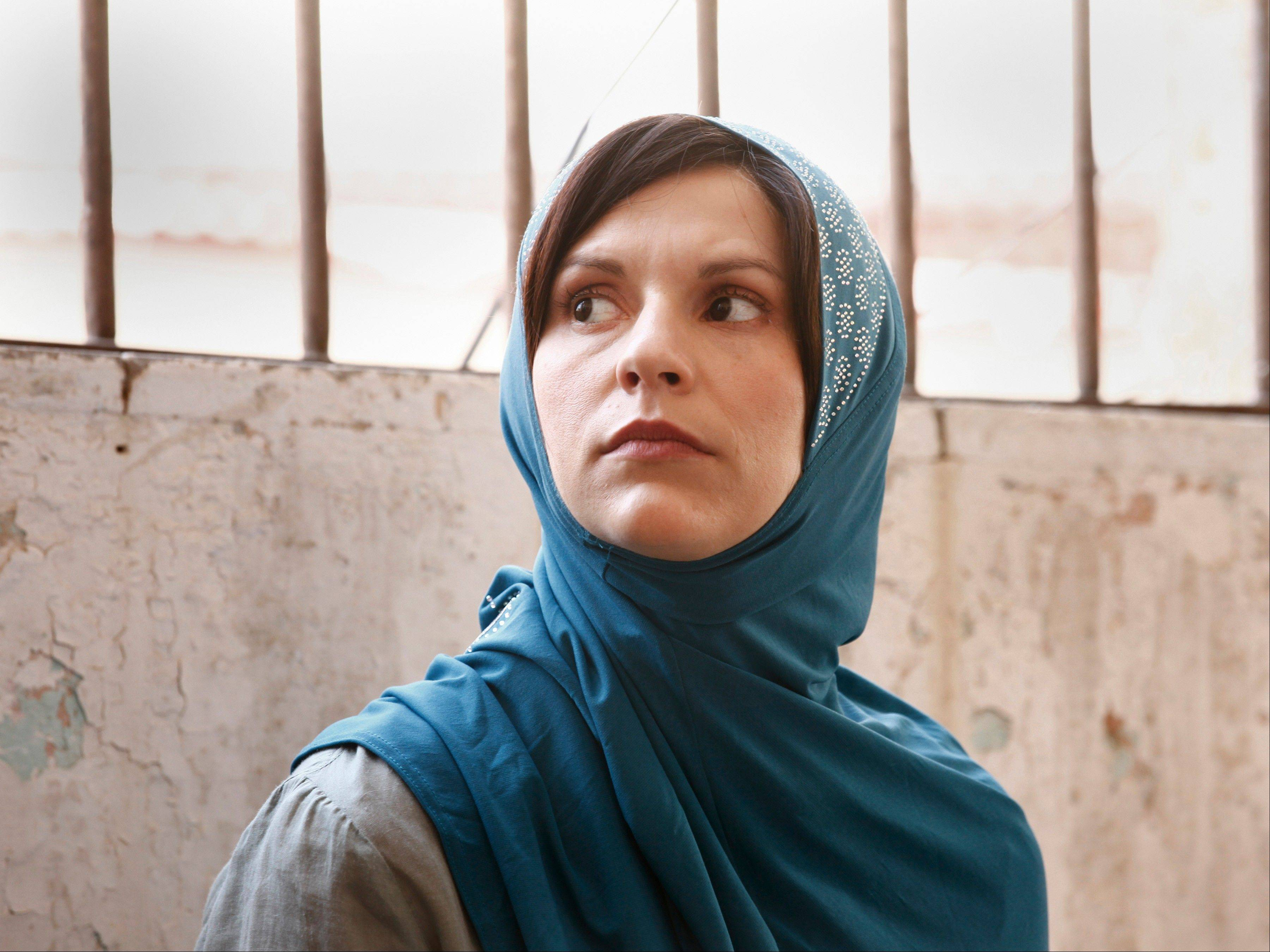"Emmy winner Claire Danes returns as Carrie Mathison for the second season of ""Homeland"" on Showtime."