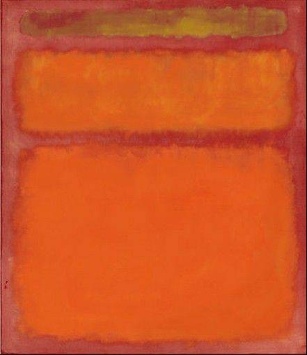 "During May, Mark Rothko's ""Orange, Red, Yellow"" sold for $86.9 million at Christie's in New York, pacing the largest-ever postwar and contemporary art auction,"