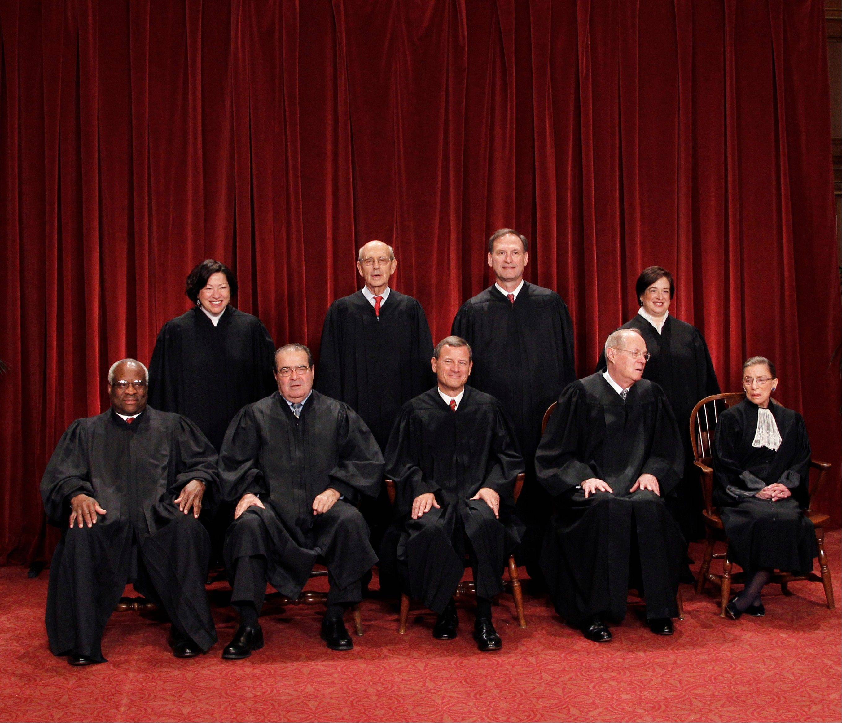 Another big Supreme Court term kicks off Monday