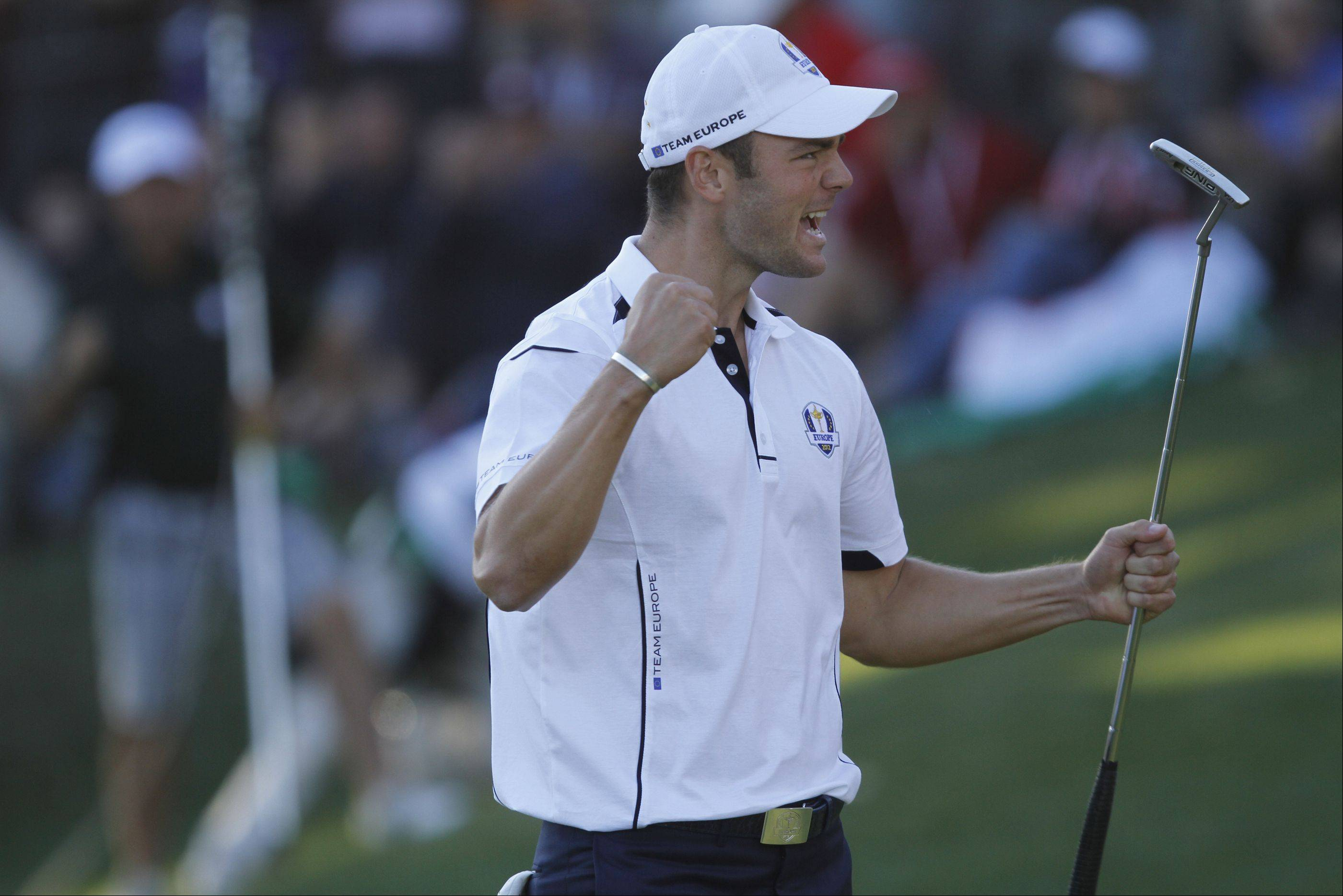 After attitude check, Kaymer cashes in with clincher