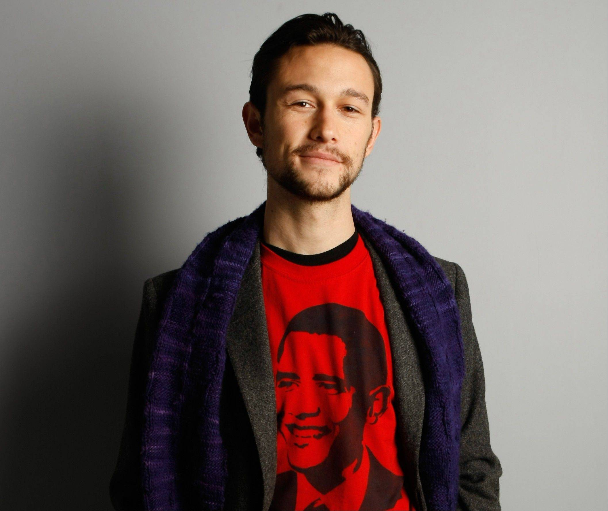 "Actor Joseph Gordon-Levitt of ""500 Days of Summer"" poses for a portrait at the Gibson Guitar Lounge during the Sundance Film Festival in Park City, Utah in 2009."