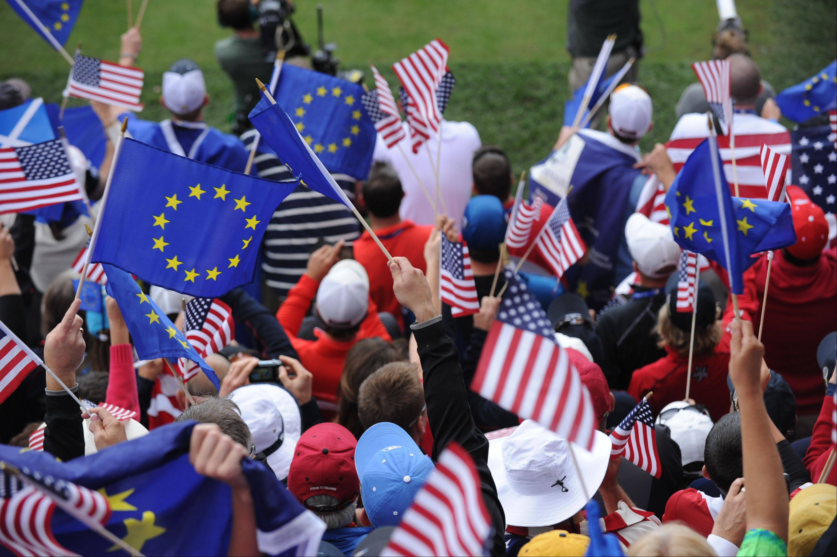 With the 39th Ryder Cup completed, fans for both the U.S and European teams can start preparing for the 40th Ryder Cup at Gleneagles in Scotland in 2014.