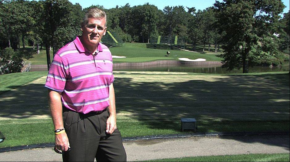 For Mike Scully, the end of the Ryder Cup is also a new beginning for the suburban golf pro. Scully, who has been the Director of Golf for Medinah for nearly 10 years, is leaving for a new job in Arizona at Desert Mountain.