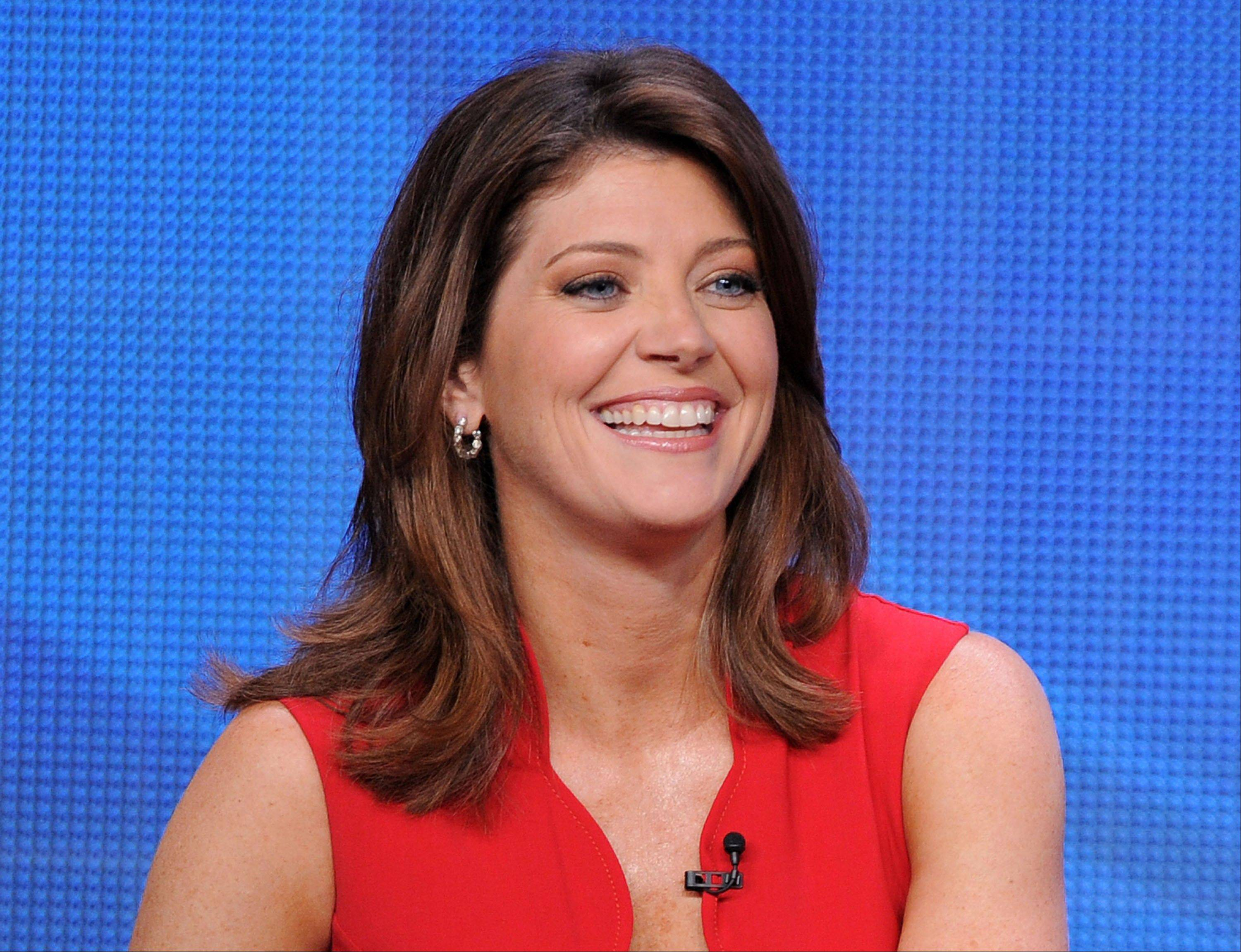 "Norah O'Donnell, new host of ""CBS This Morning,"" jumped to CBS last year after more than a decade at NBC News."