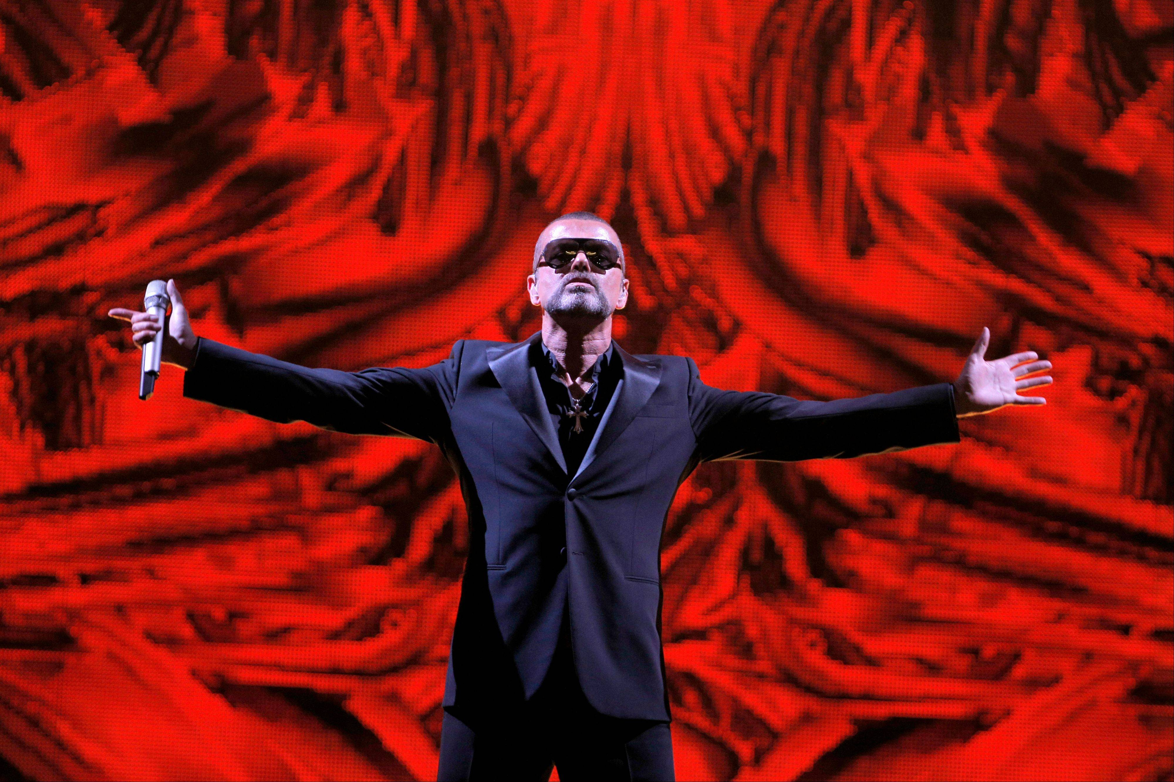British singer George Michael is canceling Australian shows so he can get treatment for major anxiety.