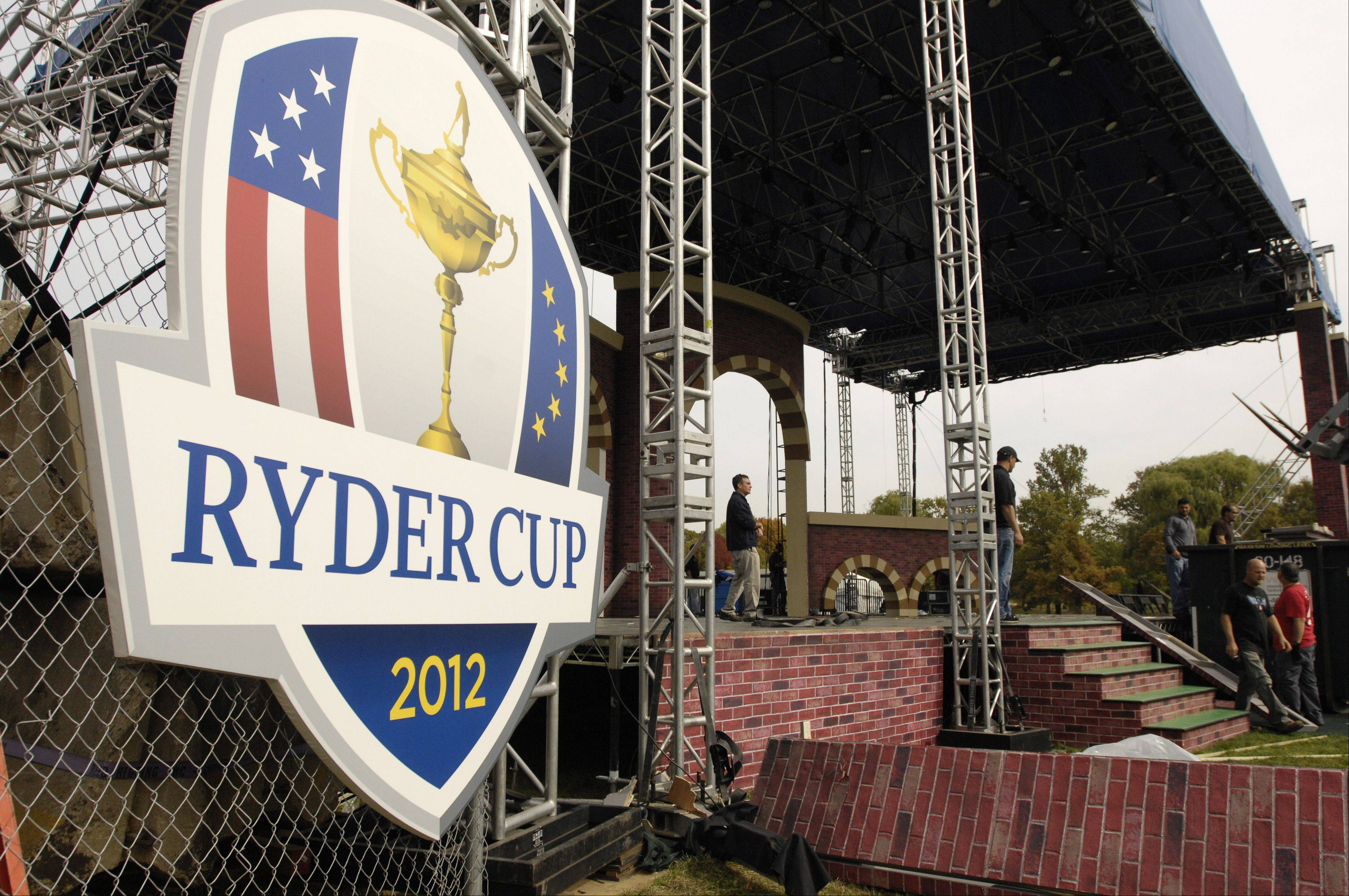 Organizers say it will take at least three months before Medinah Country Club is fully back to normal after the Ryder Cup.