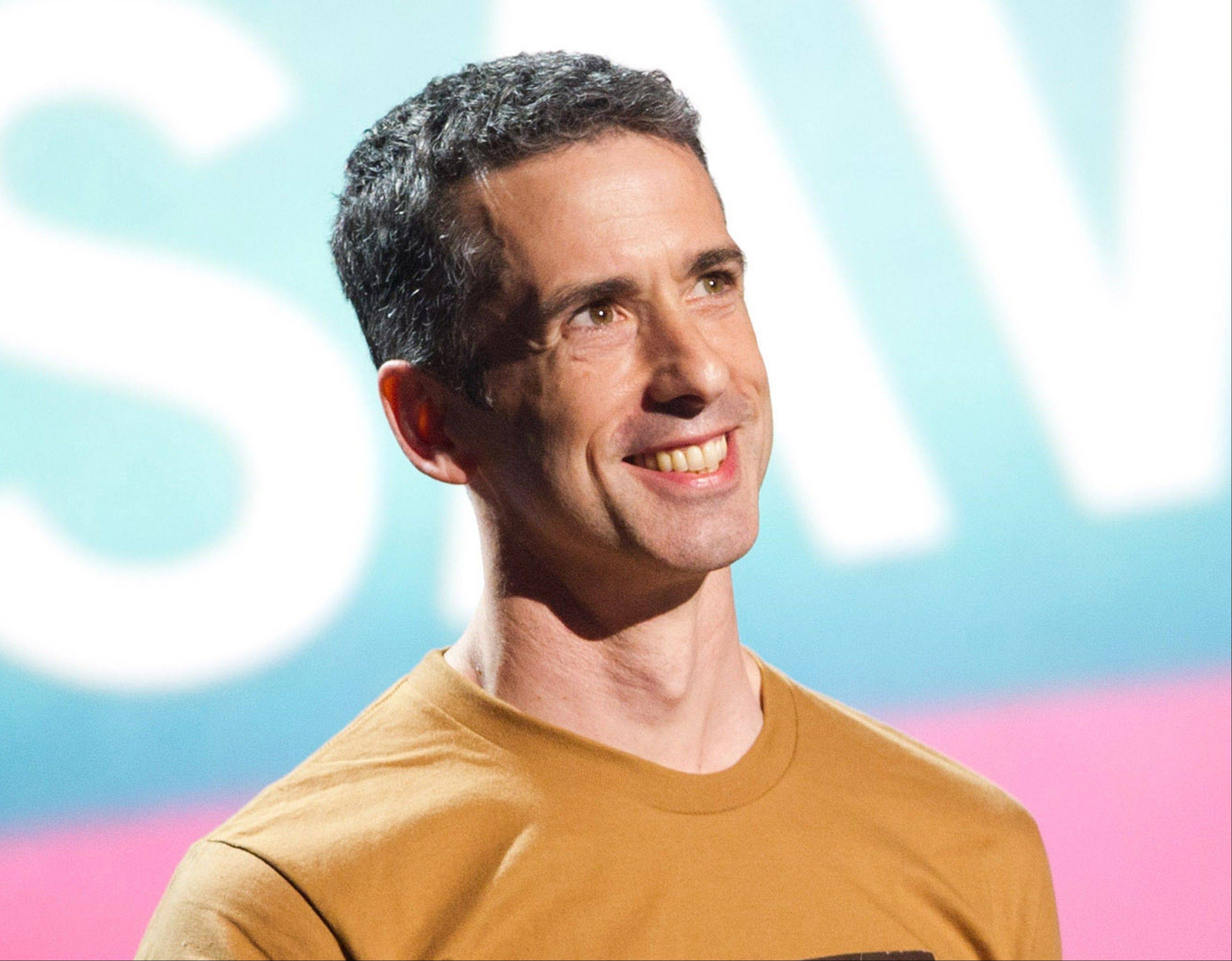 Dan Savage appears onstage at the 15th Annual Webby Awards in New York. TakePart TV, a brand-new YouTube channel launching Tuesday, Oct. 2, 2012m, will deliver original programming that consists of news, short-form comedy, animation and nonfiction series featuring such names as Henry Rollins, Dan Savage and Kobe Bryant.