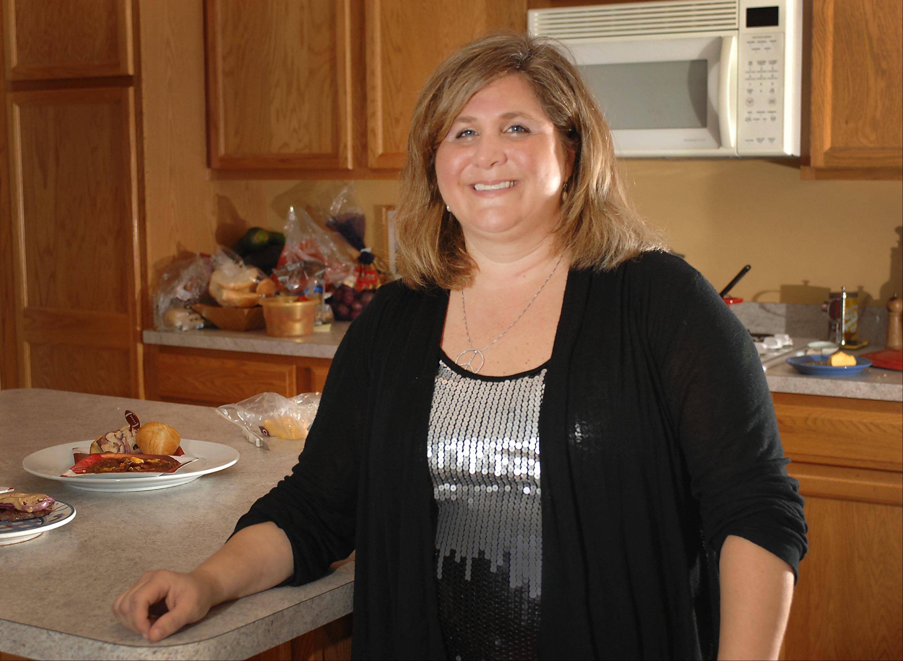 Mary Beth Thornton of Cary will compete in Round 2 of the Cook of the Week Challenge.