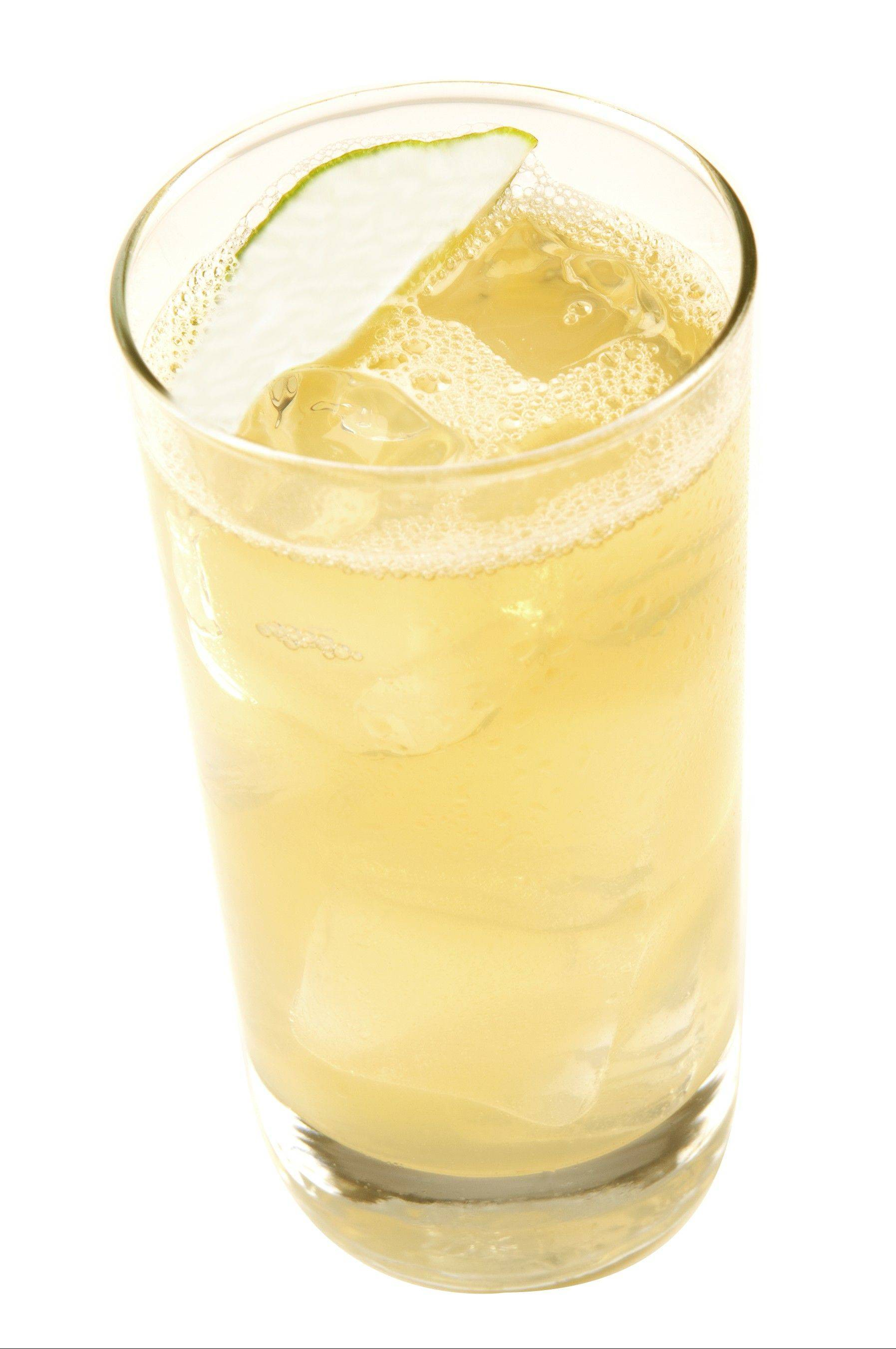 Ginger Apple Cooler
