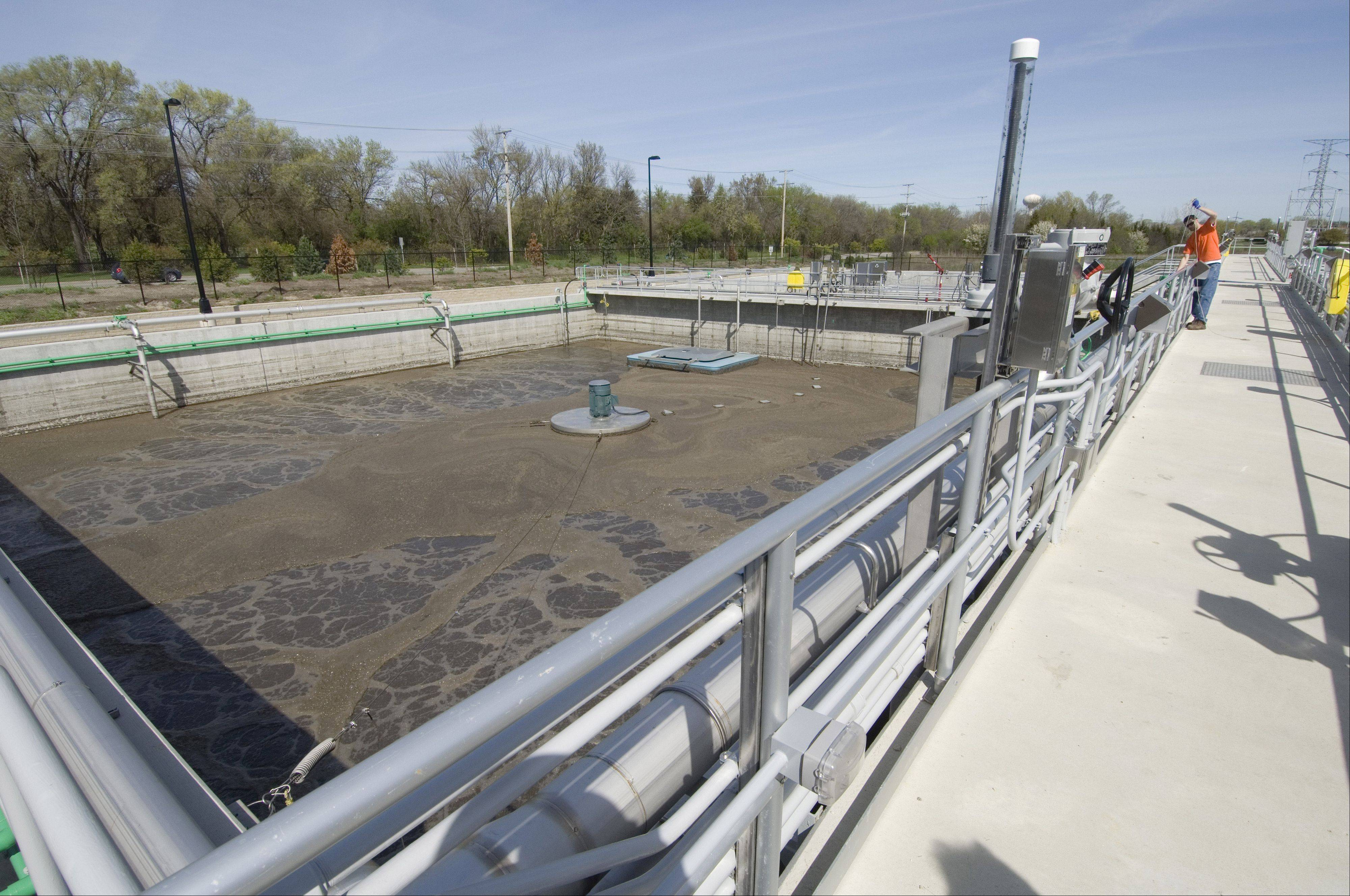 ITASCA: $9,690 PER RESIDENT. Officials said the village's high per capita debt is a result of borrowing to construct a new wastewater treatment plant.
