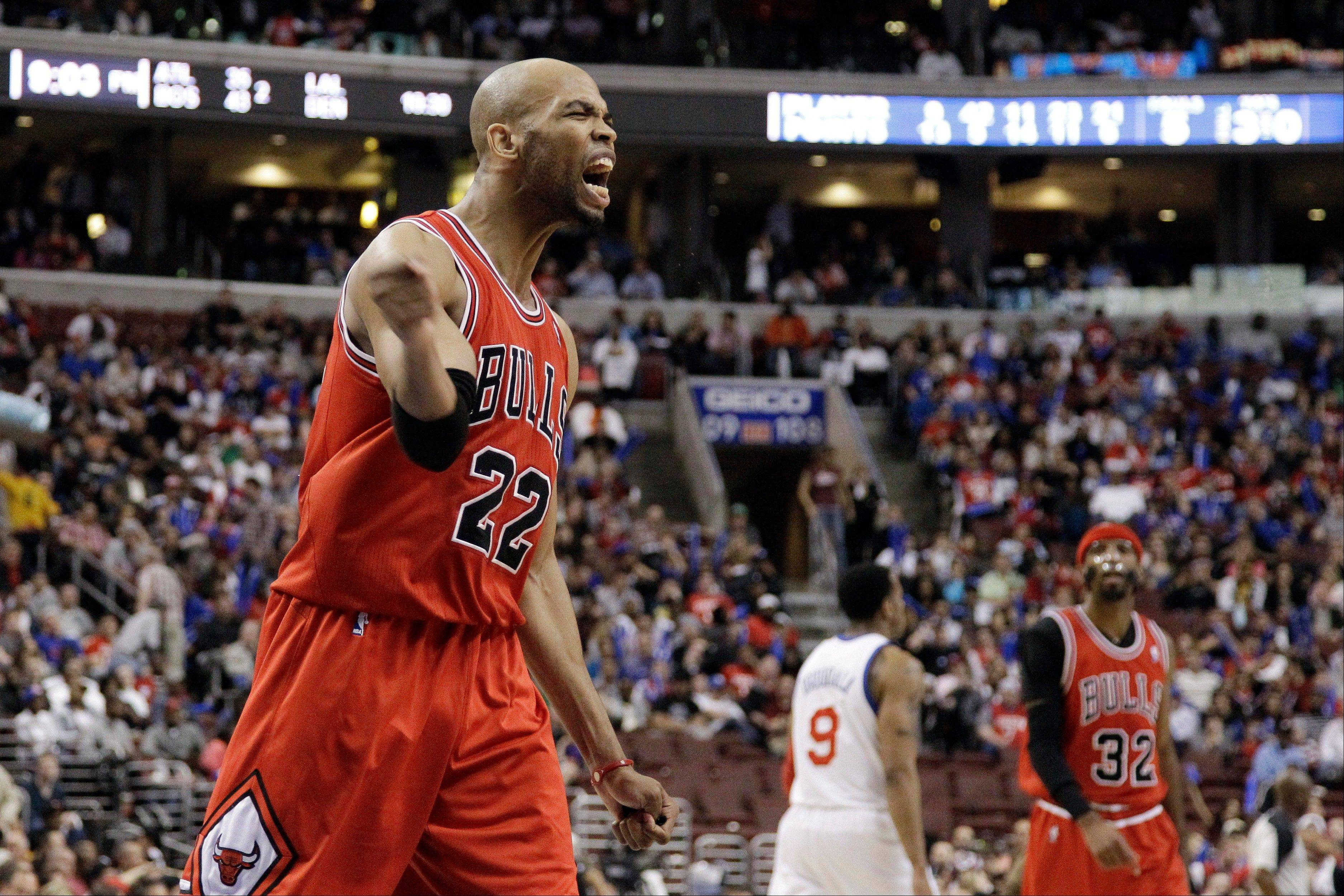 If the Taj Gibson and the Bulls don't agree to a contract extension by Oct. 31, the 6-foot-9 power forward will become a restricted free agent next summer.