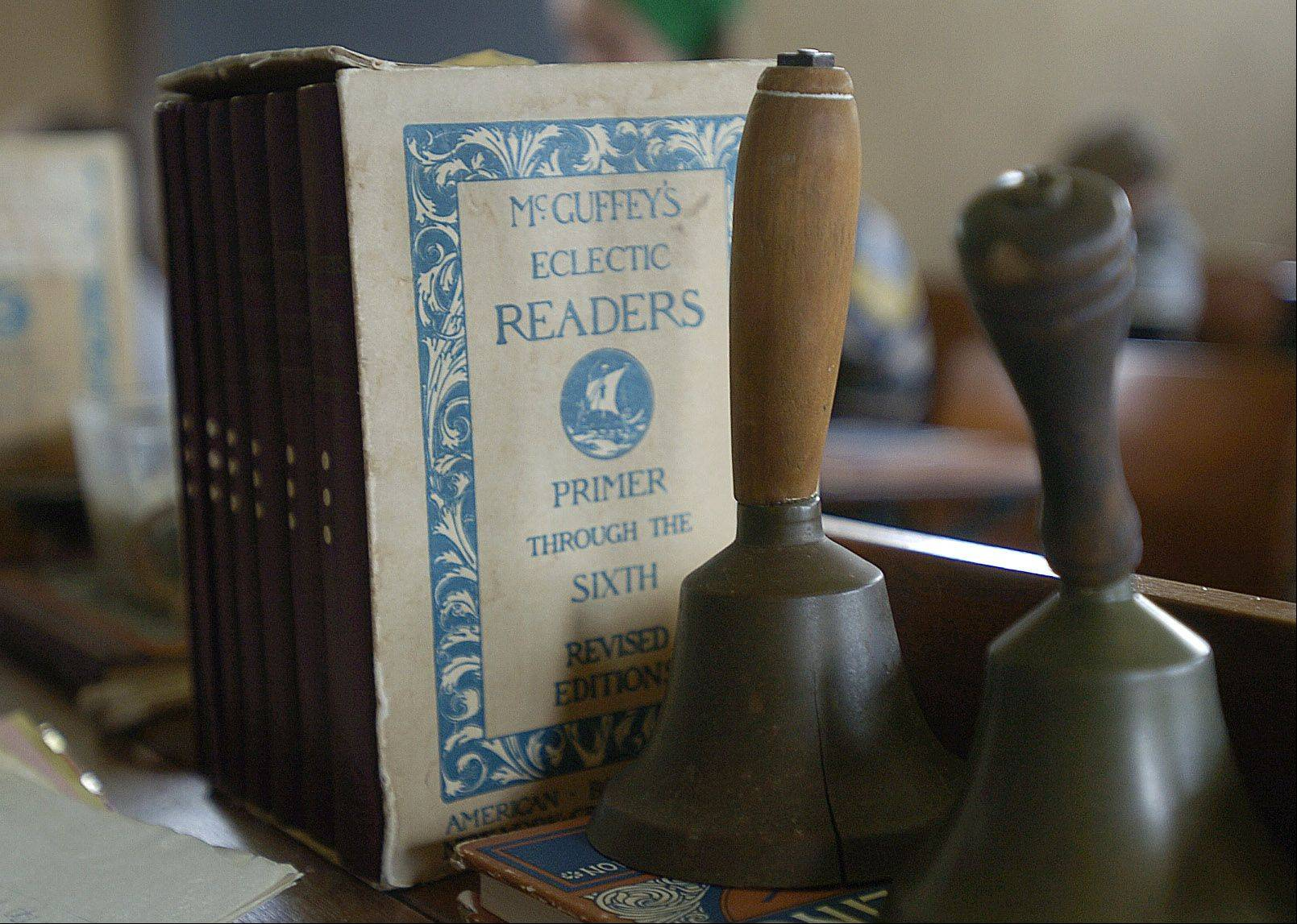 The McGuffey Reader was just the tonic for small town school districts like Arlington Heights, in the mid-19th century.