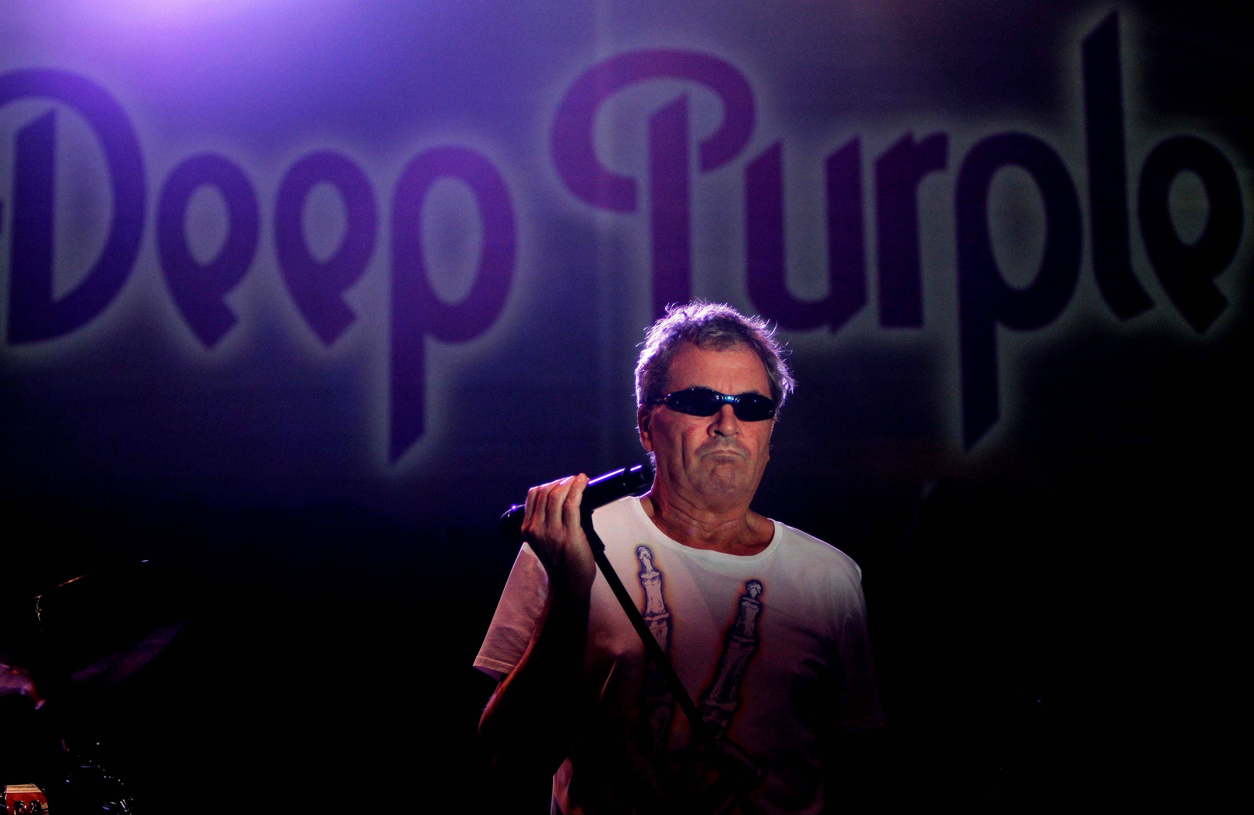 British musician Ian Gillan and the rest of Deep Purple garnered a nomination for induction into the Rock and Roll Hall of Fame in 2013.