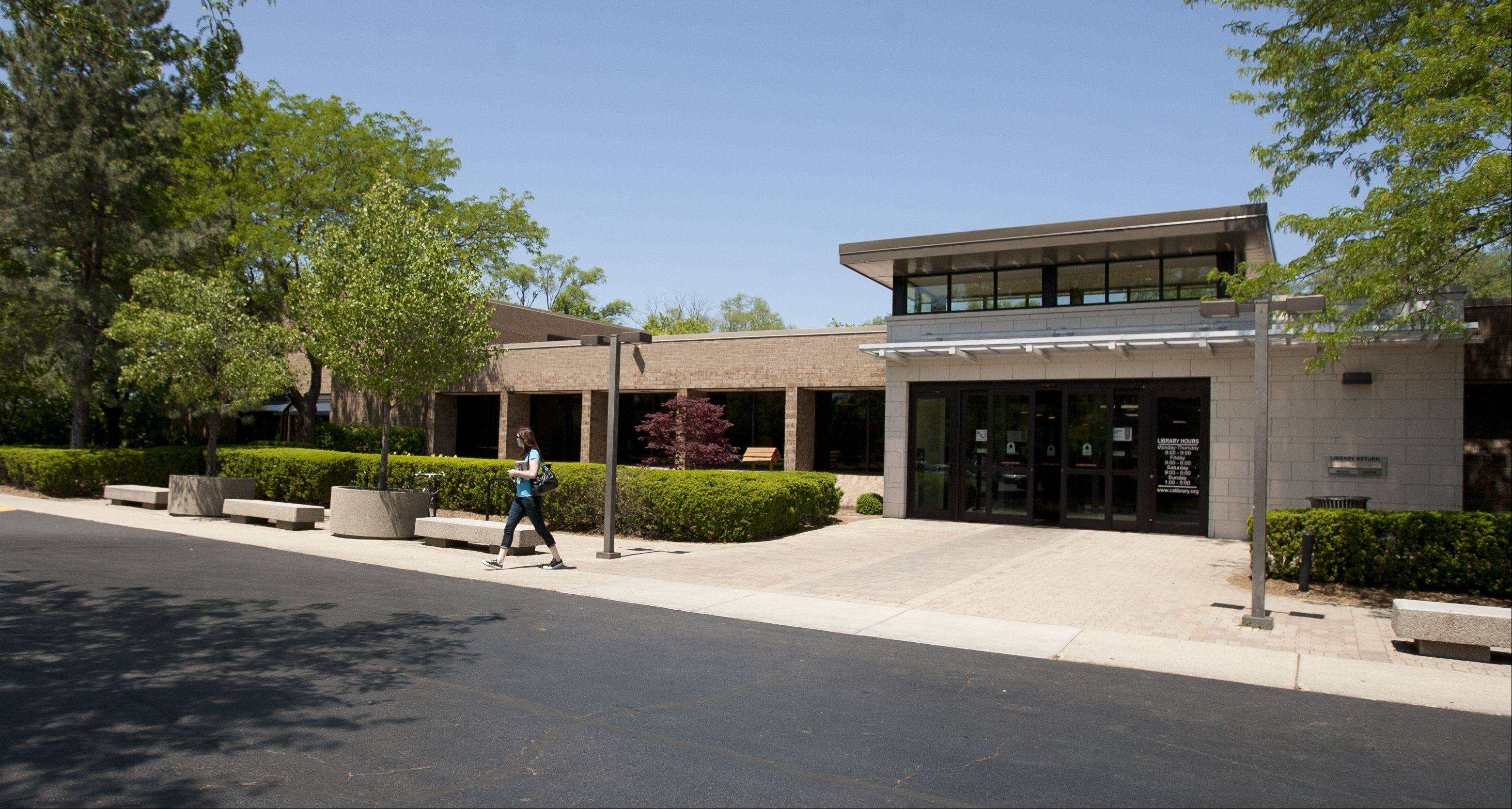 The Carol Stream Public Library will host a variety of family activities Saturday in celebration of its 50th anniversary.