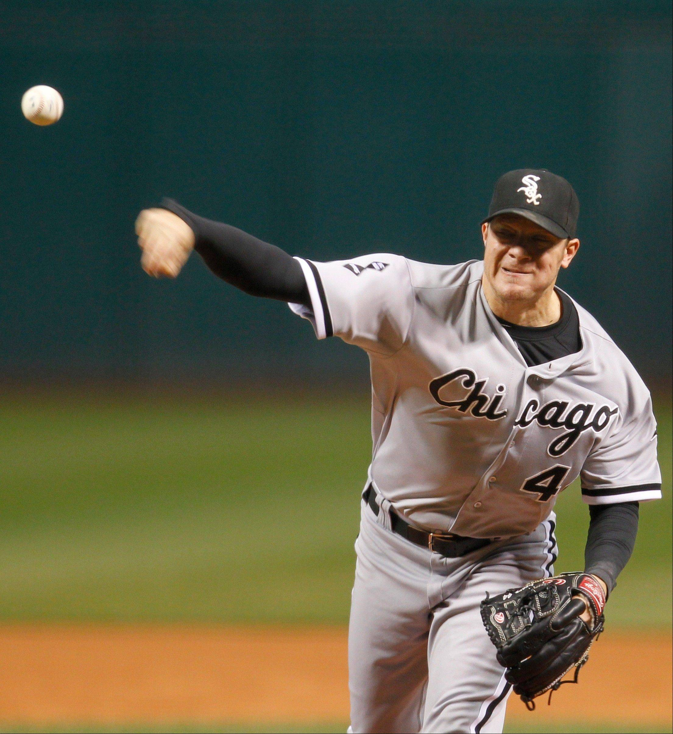Chances are starting pitcher Jake Peavy won't be back with the White Sox next season.