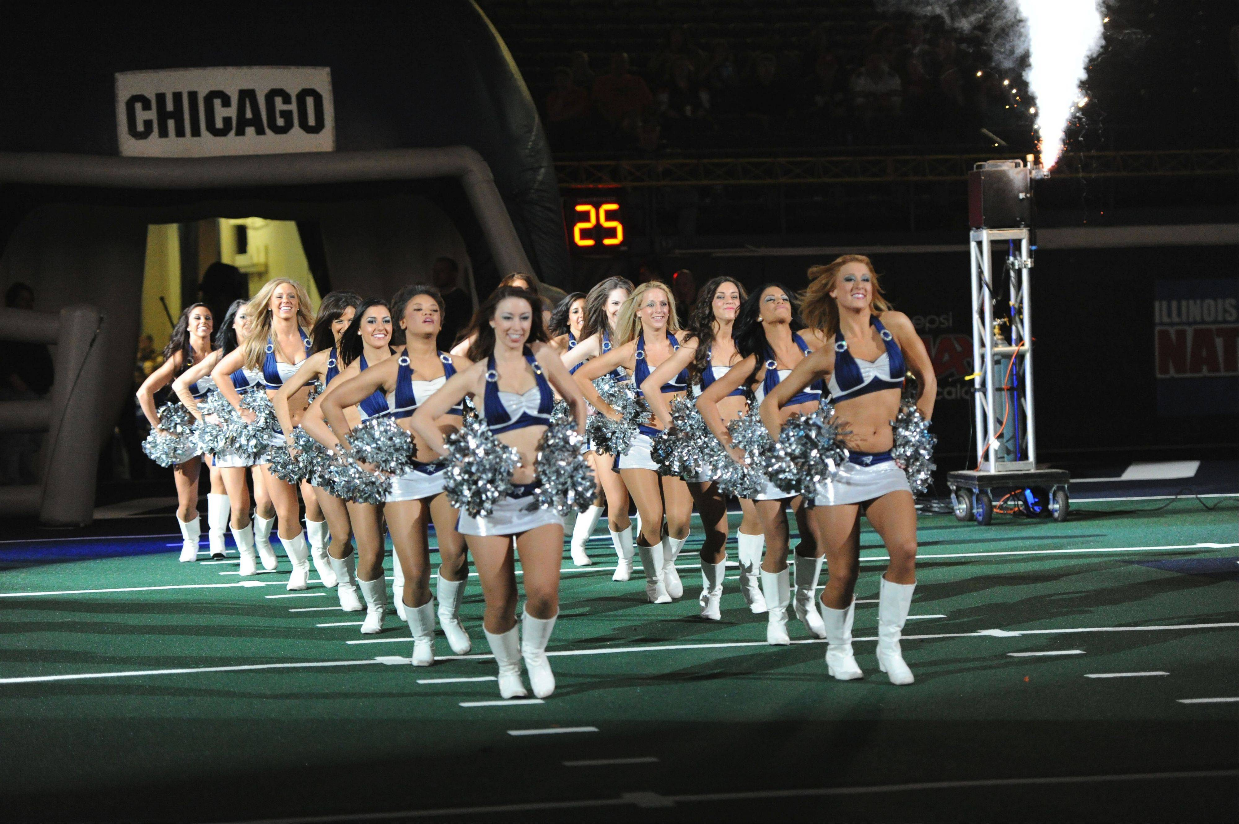 Auditions to become a member of the Adrenaline Rush dancers with the AFL's Chicago Rush will take place in November.