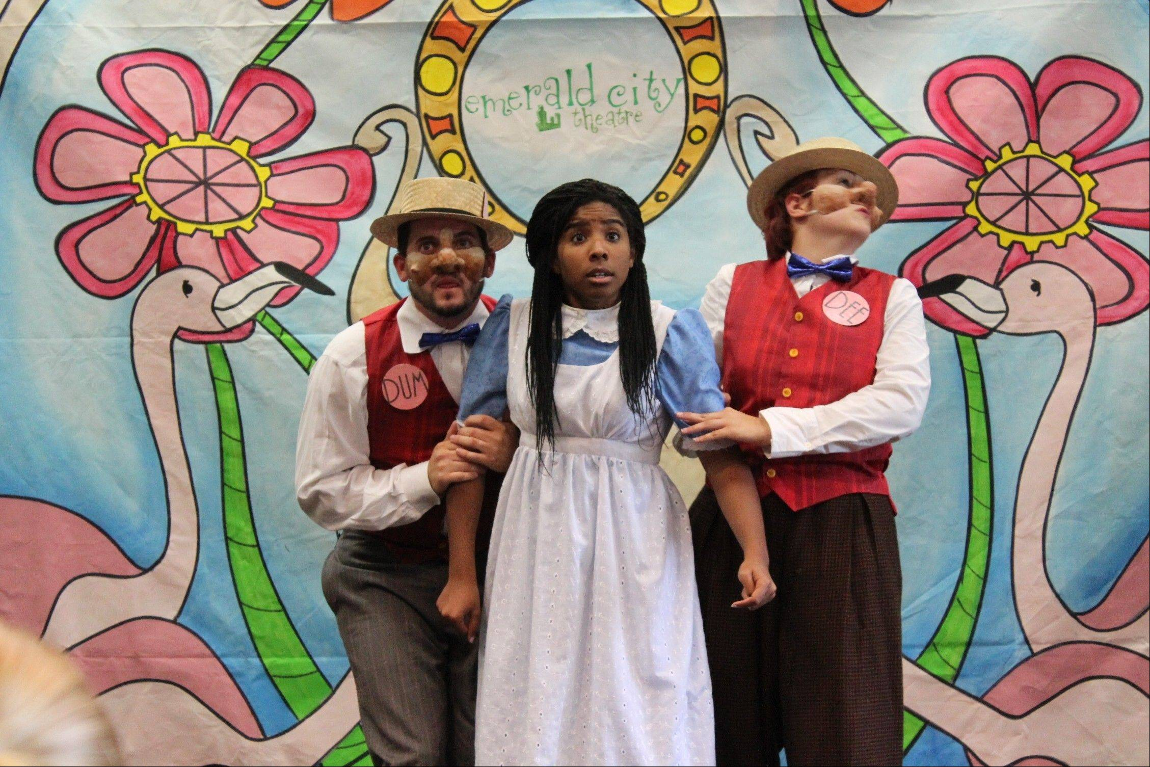 On Monday, Oct. 8, Daze Off presents Alice In Wonderland at 10:30 a.m. at Cutting Hall Performing Arts Center, in Palatine. Come with Alice on the adventure of her life in this adaptation perfect for family audiences.