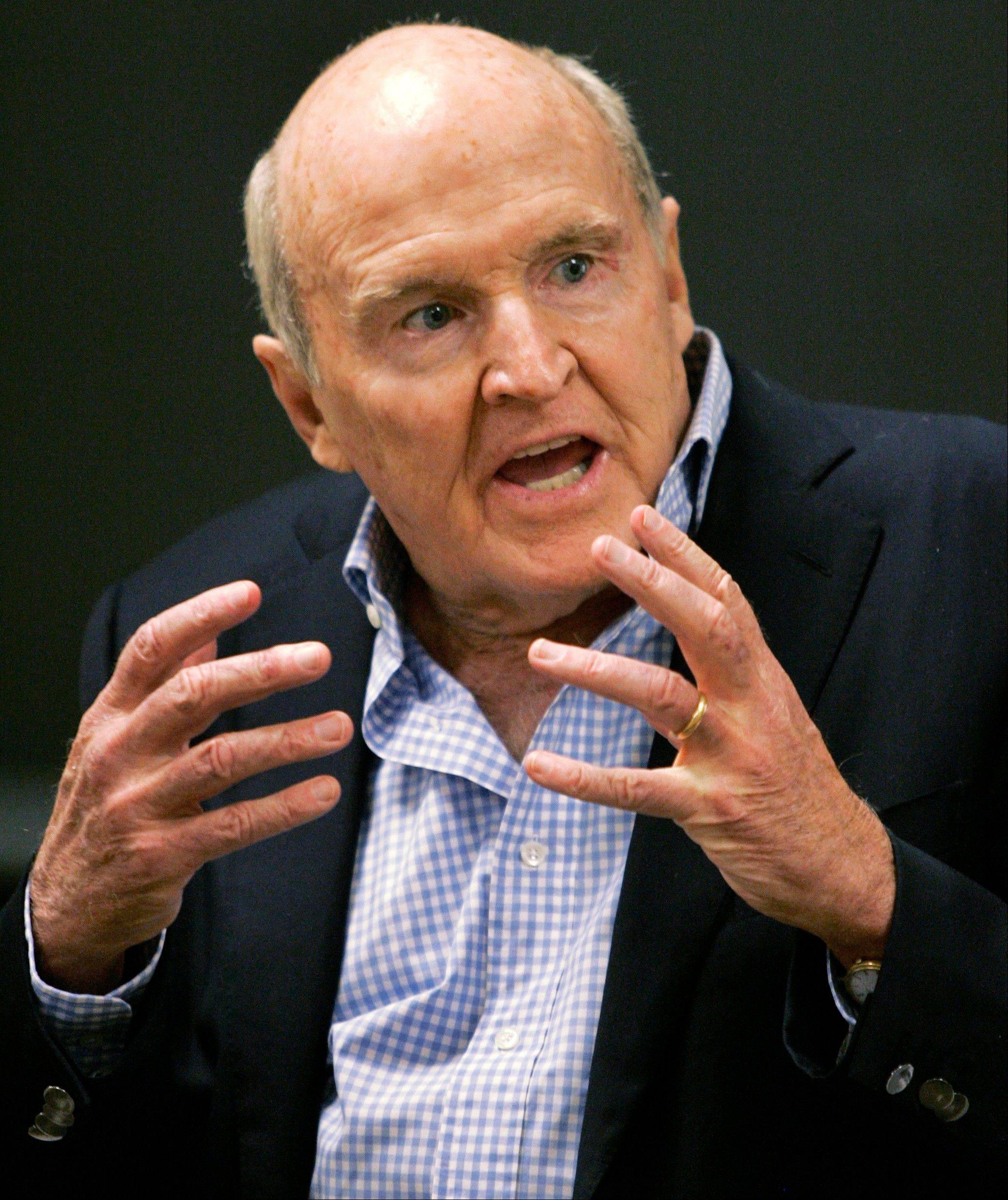 Former General Electric CEO Jack Welch tweeted his skepticism five minutes after the Labor Department announced that the unemployment rate had fallen to 7.8 percent in September from 8.1 percent the month before.