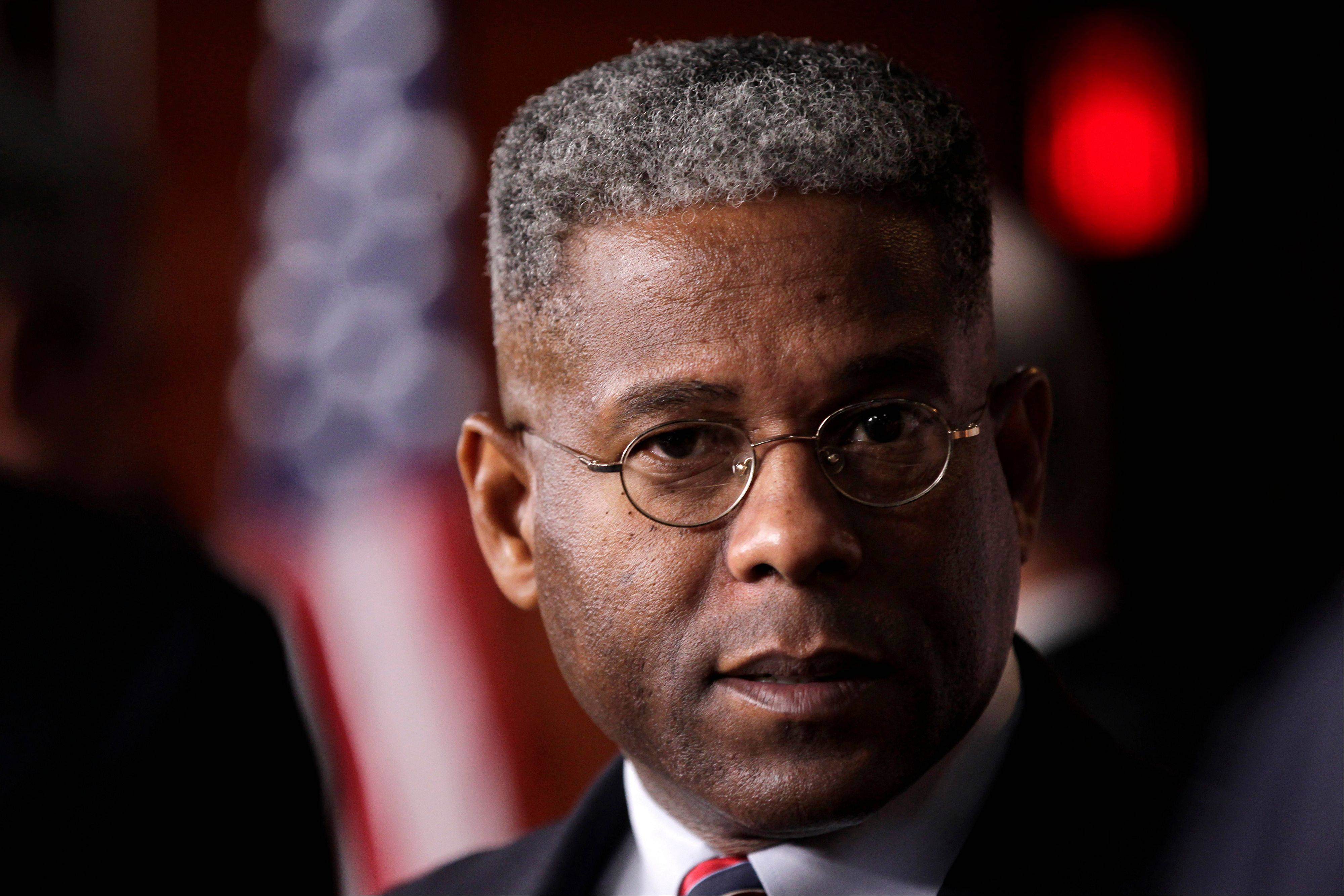 Rep. Allen West, a Florida Republican, agreed with former GE CEO Jack Welch's skepticism of the Labor Department's announcement that the unemployment rate had fallen to 7.8 percent in September from 8.1 percent the month before.