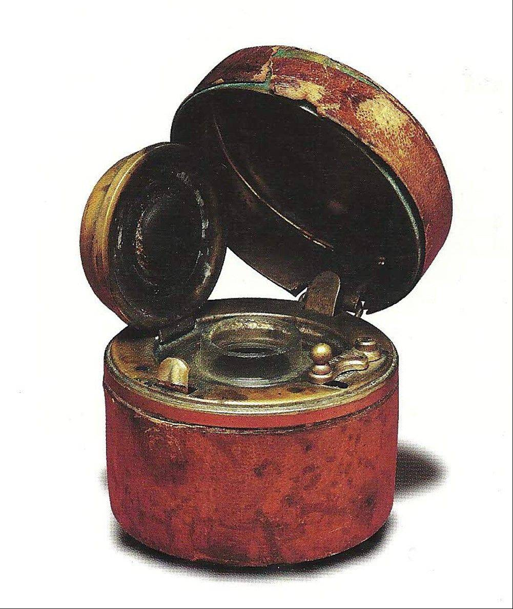 "The inkwell used by English author Charles Dickens is one of the pieces on display in the ""Dickens: 200 Years of Celebrity"" exhibit at the Lake County Discovery Museum."