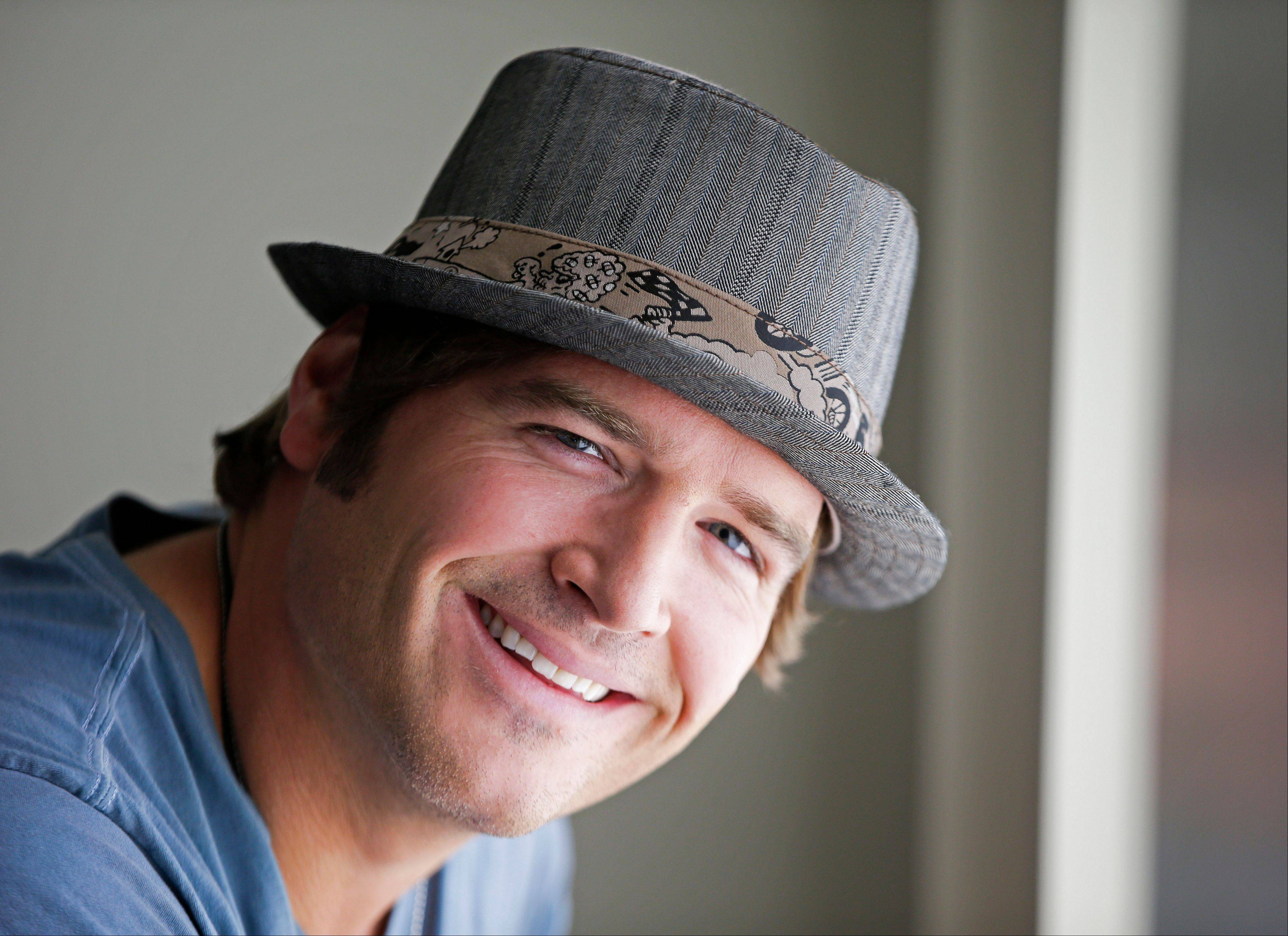 "This Aug. 13, 2012 file photo shows country music singer Jerrod Niemann in Nashville, Tenn. Niemann's ""Free The Music,"" released on Oct. 2, 2012, is another re-imagining of what the modern country music album can be."