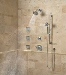 Work With A Professional To Create Custom Shower