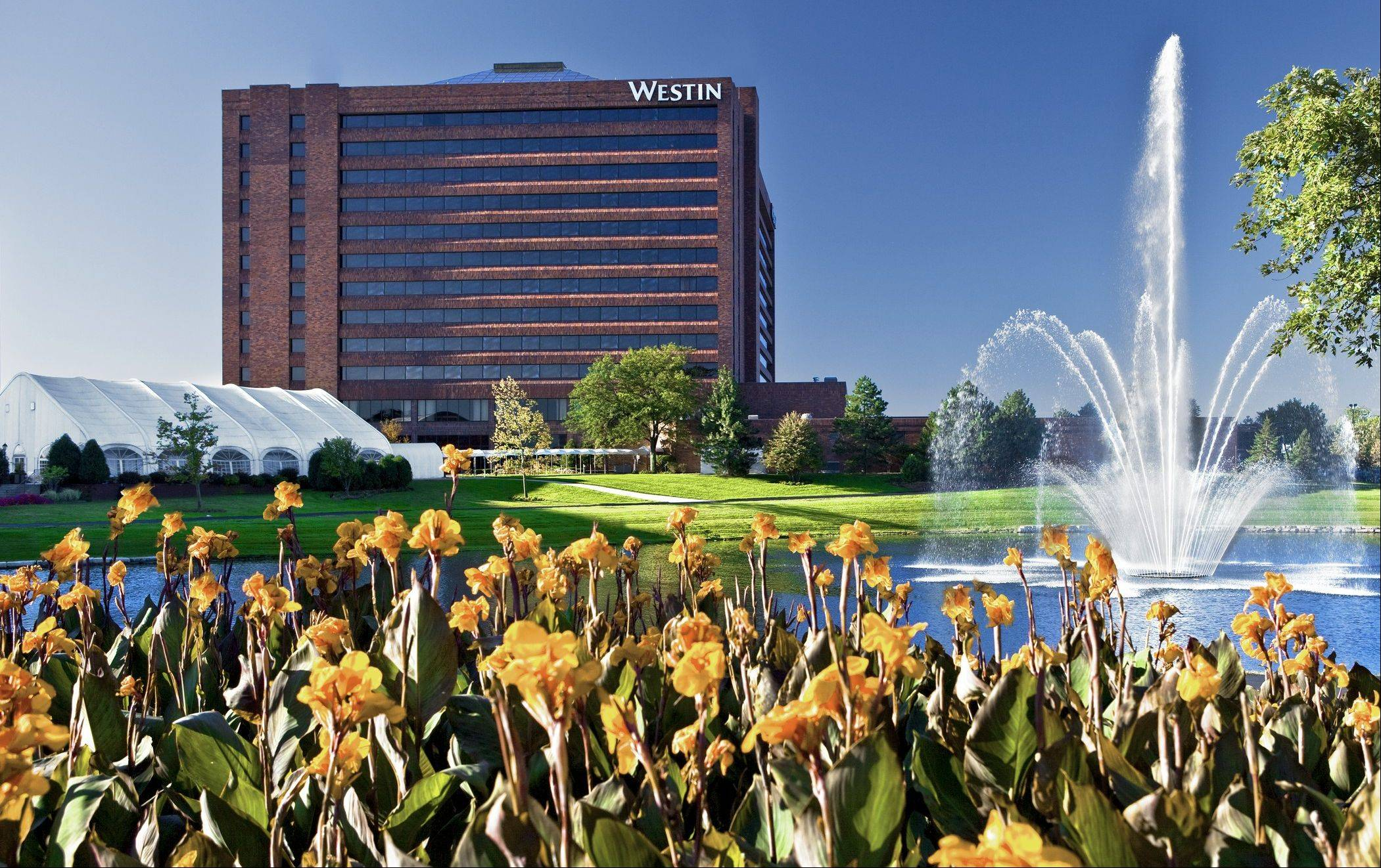 The Westin Chicago Northwest Hotel in Itasca has been getting more corporate bookings during the week and sports, religious and fraternal organizations on the weekends.