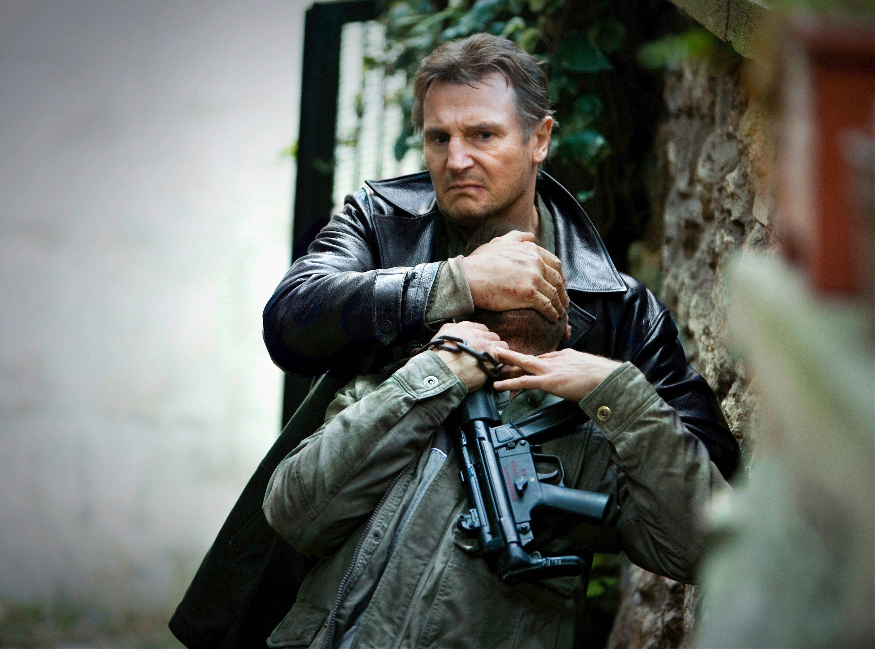 "Liam Neeson's ""Taken 2' dominated weekend box office numbers -- despite critics panning it."