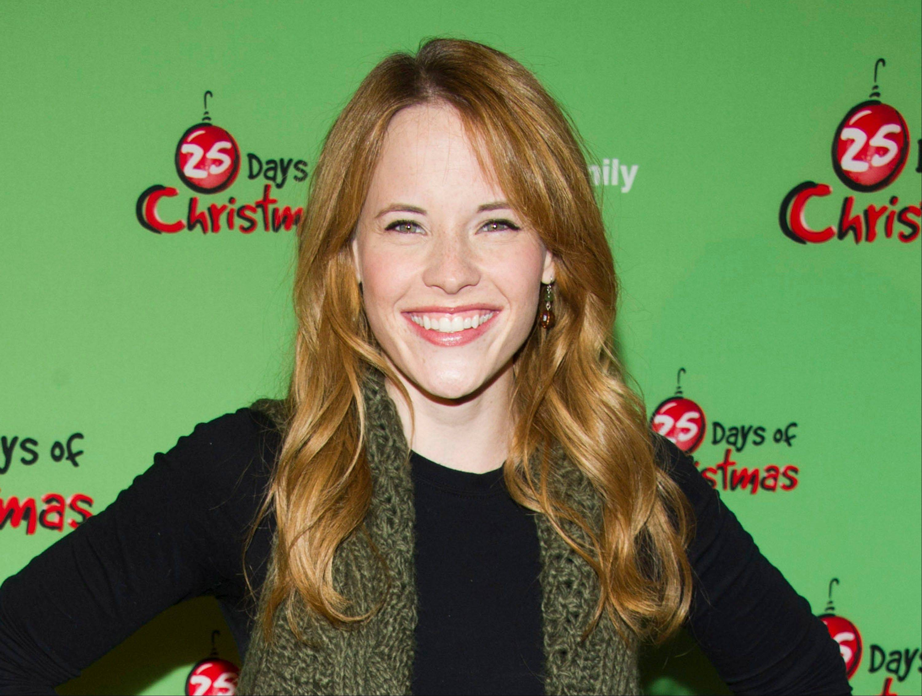"Actress Katie Leclerc stars as a deaf teen on the ABC Family drama, ""Switched at Birth."""