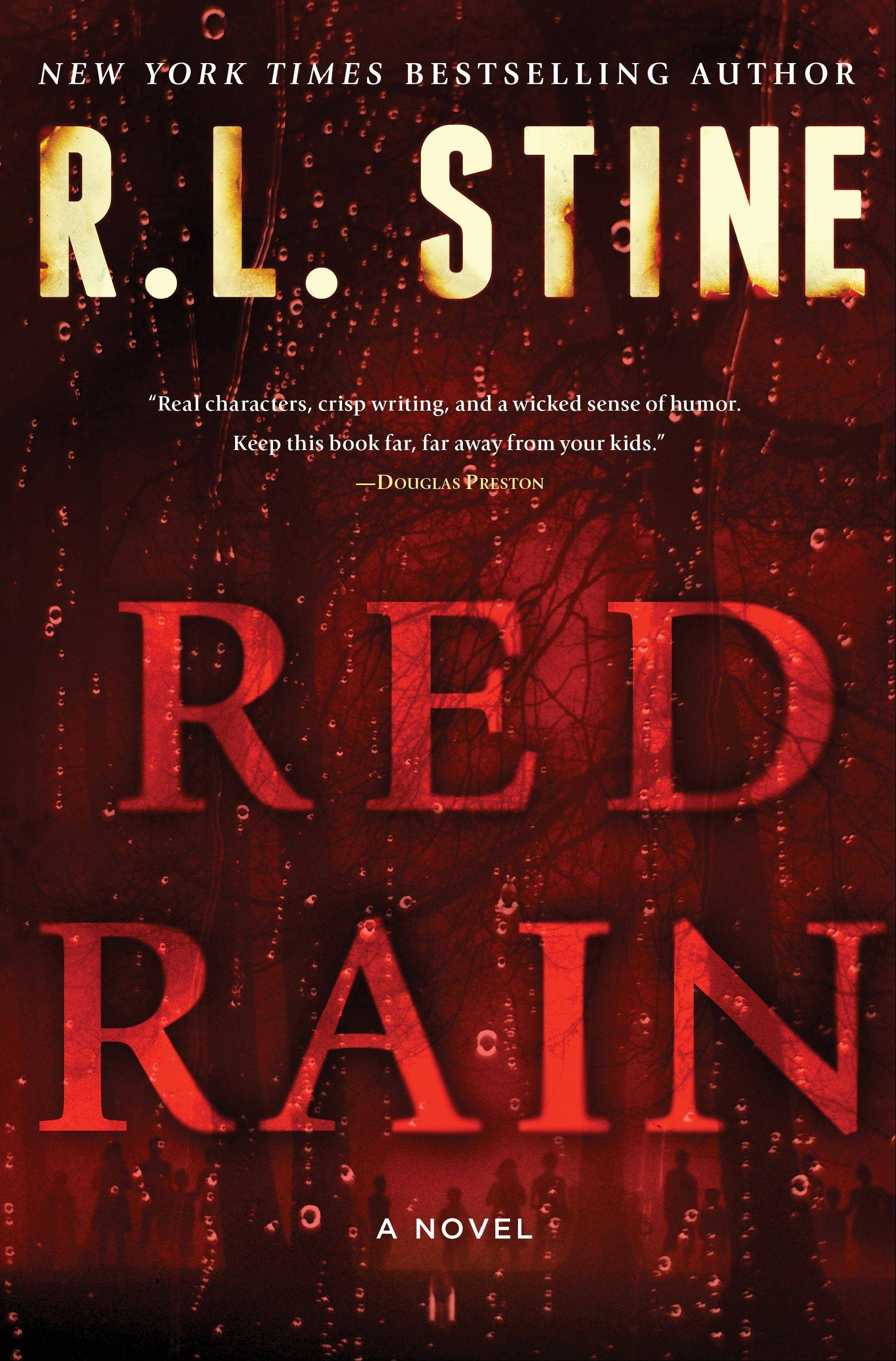 """Red Rain"" by R.L. Stine"