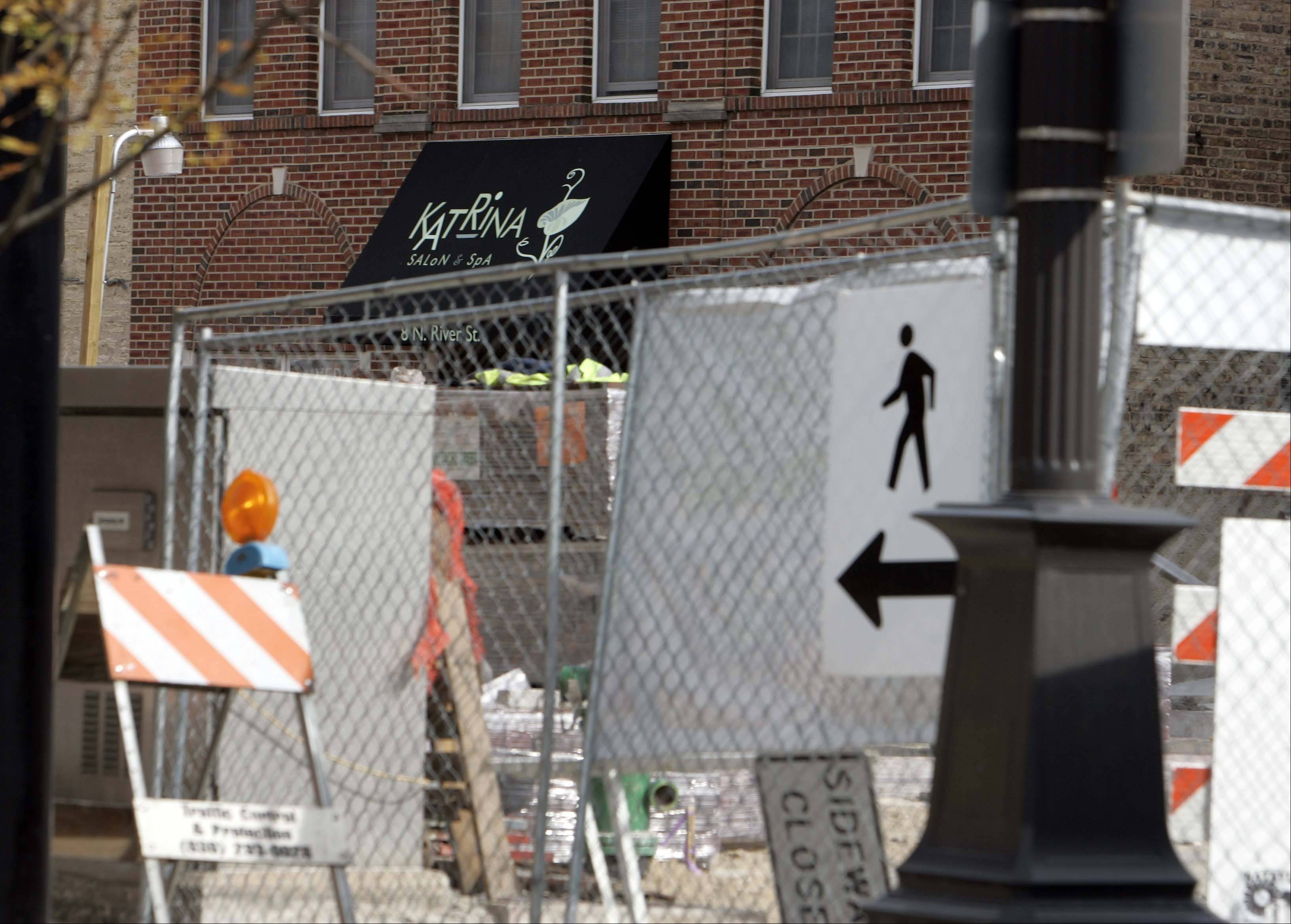 Construction of the streetscape on North River Street in downtown Batavia significantly disrupted business this summer for places such as Katrina Salon and Spa and El Taco Grande restaurant. The city is considering reimbursing some businesses for their water, sewer and electricity bills.
