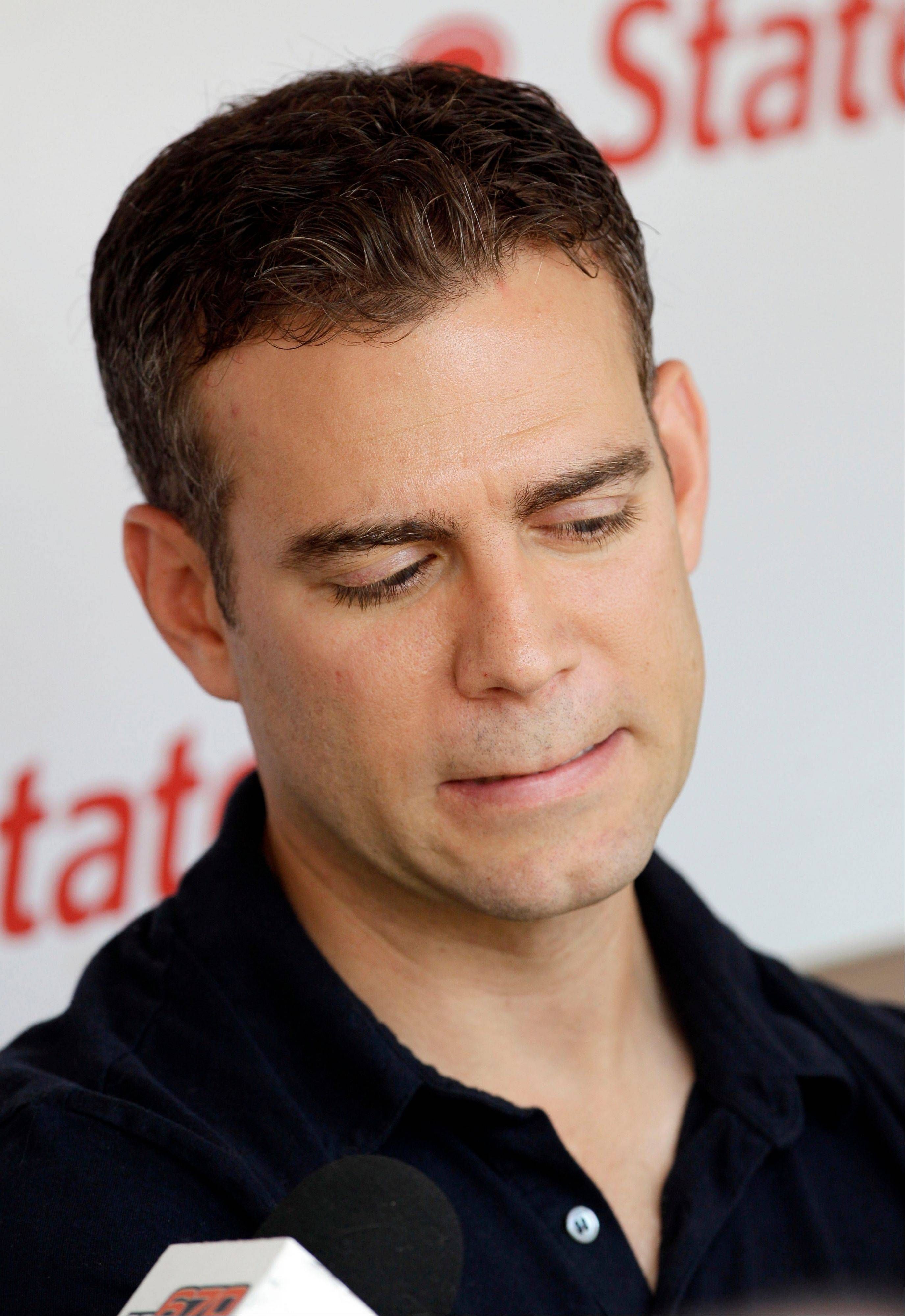 Cubs President Theo Epstein is not one to deceive fans concerning how soon he feels the team will be a contender.