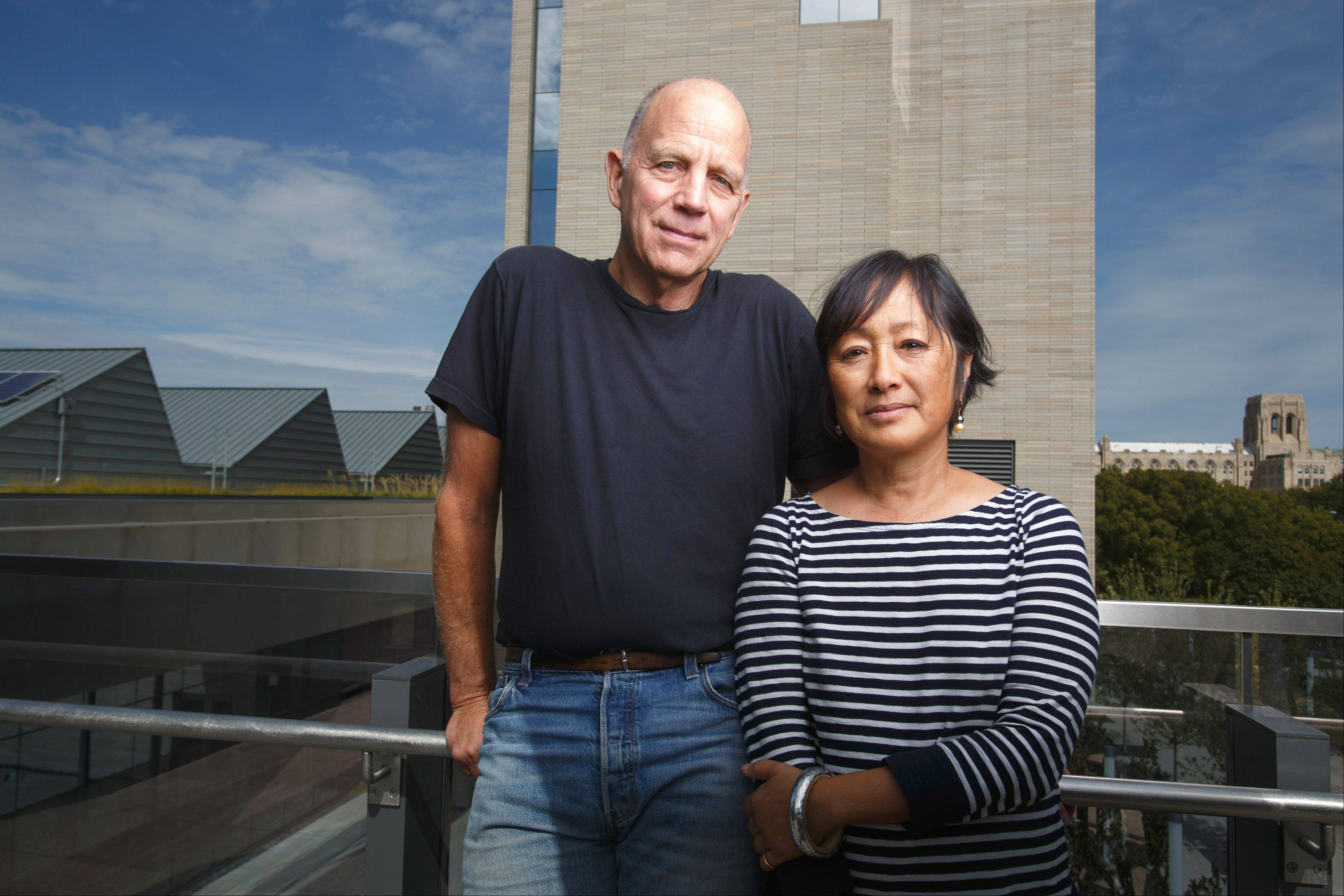 Architects Tod Williams and Billie Tsien, designers of the University of Chicago's new Reva and David Logan Center for the Arts, will take part in a rare panel discussion as part of the Logan Launch Festival.