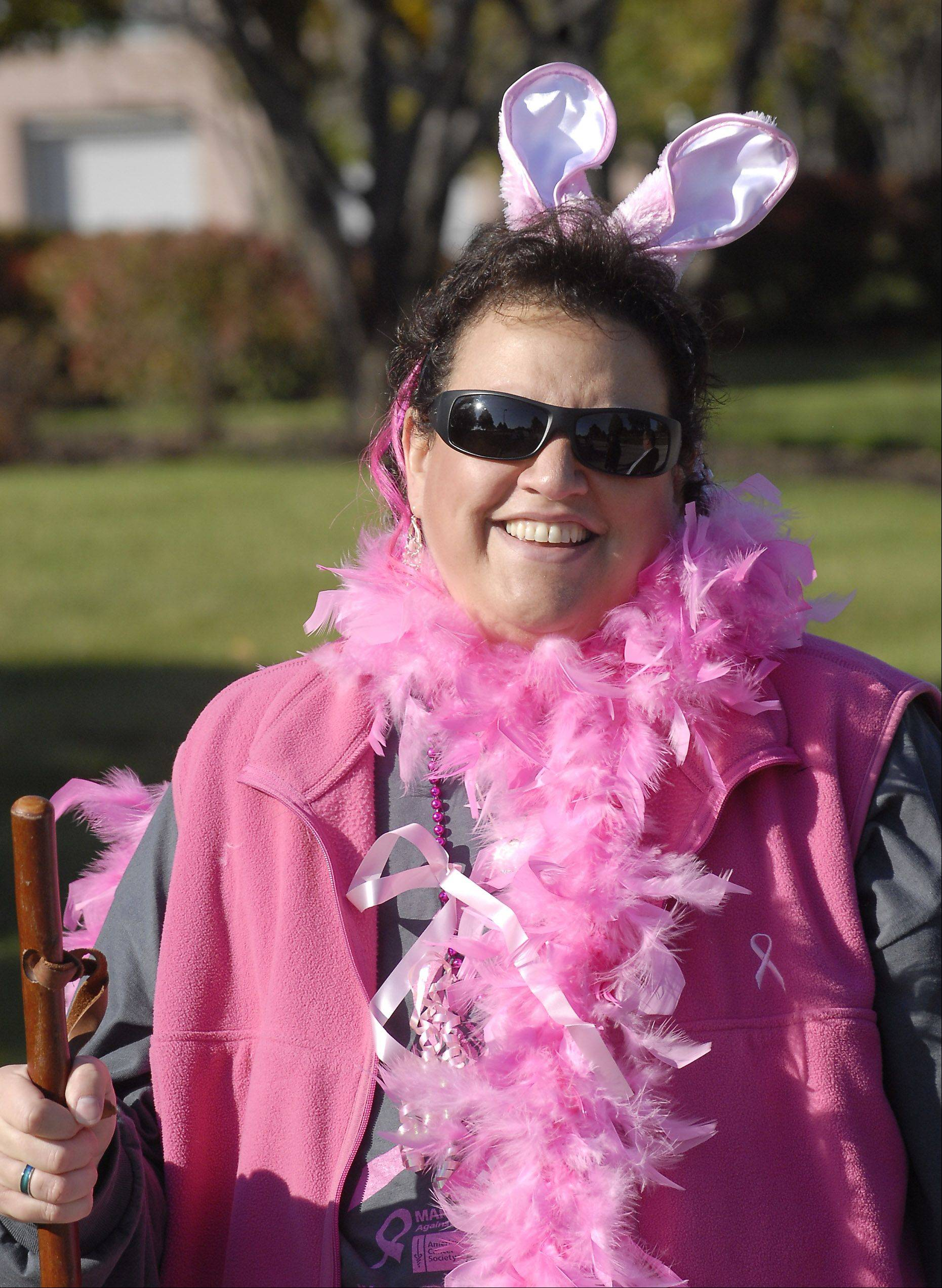 For survivors, the Making Strides walks often are a celebration of their triumph over cancer and the life they have yet to live.