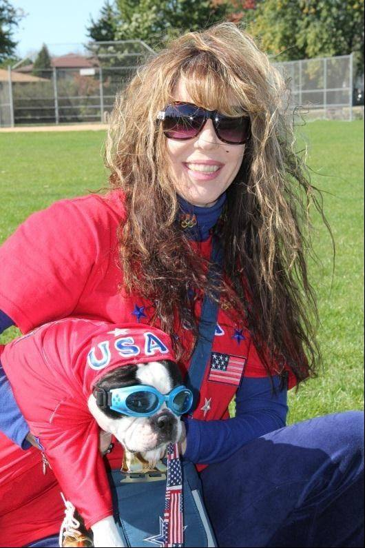 Bring your pet, dressed to impress, on Saturday, Oct. 13, to Meineke Recreation Center for the Schaumburg Park District's annual Howl-O-Ween Pooch Parade. Visit parkfun.com for information.