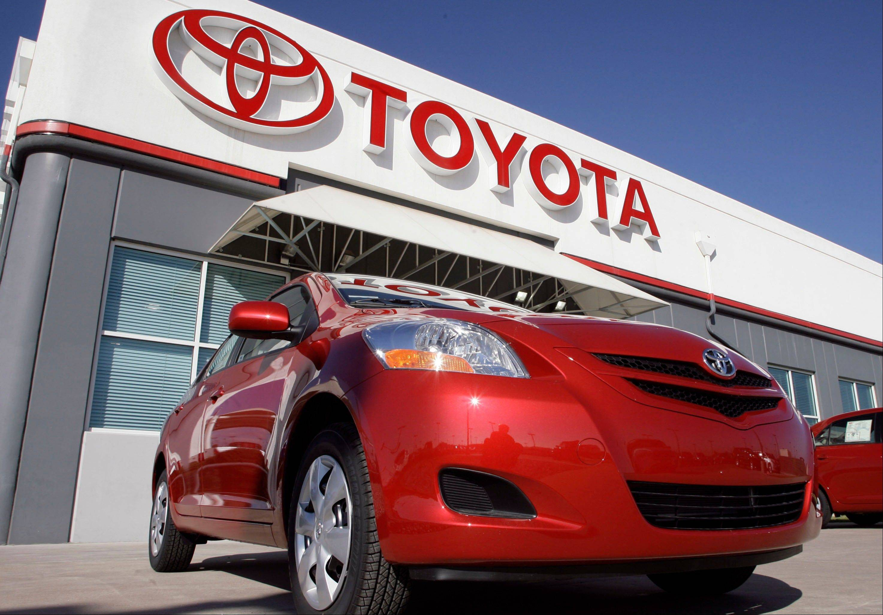Toyota Motor Corp. is recalling 7.43 million vehicles in the U.S., Japan, Europe and elsewhere around the world for a faulty power-window switch — the latest, massive quality woes for Japan's top automaker. The recall, announced Wednesday, Oct. 10, 2012 affects more than a dozen models produced from 2005 through 2010.