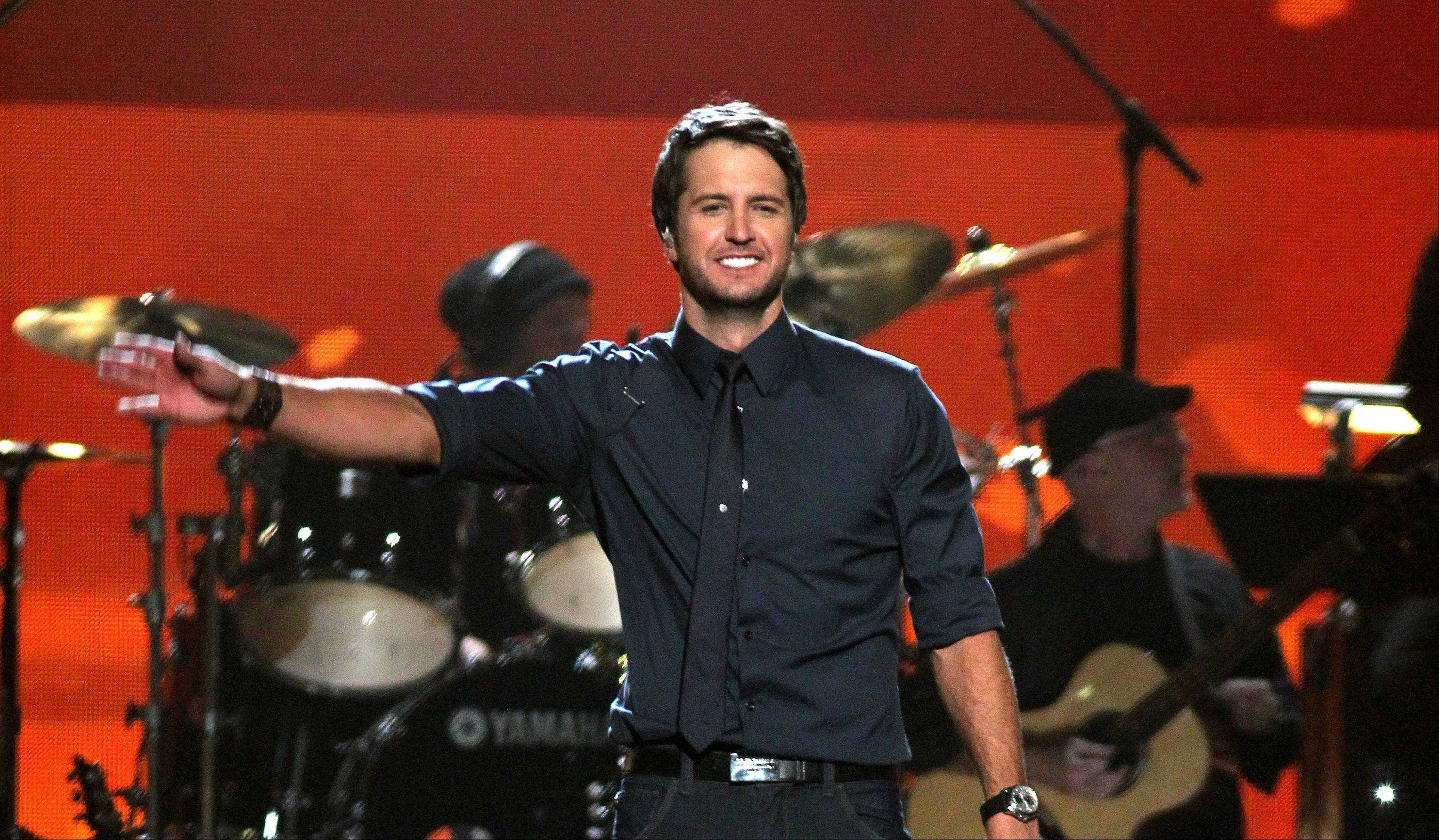 Luke Bryan leads the 2012 American Country Awards nominees with seven nominations; Lady Antebellum and Zac Brown Band each earned six nods; and Eric Church and Taylor Swift garnered five nominations.