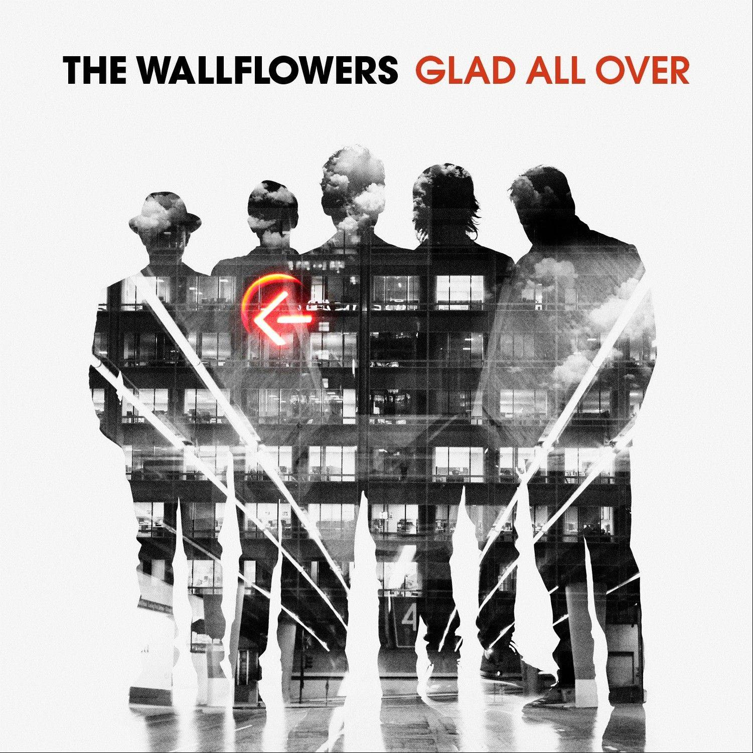 Wallflowers uneven on 'Glad All Over'